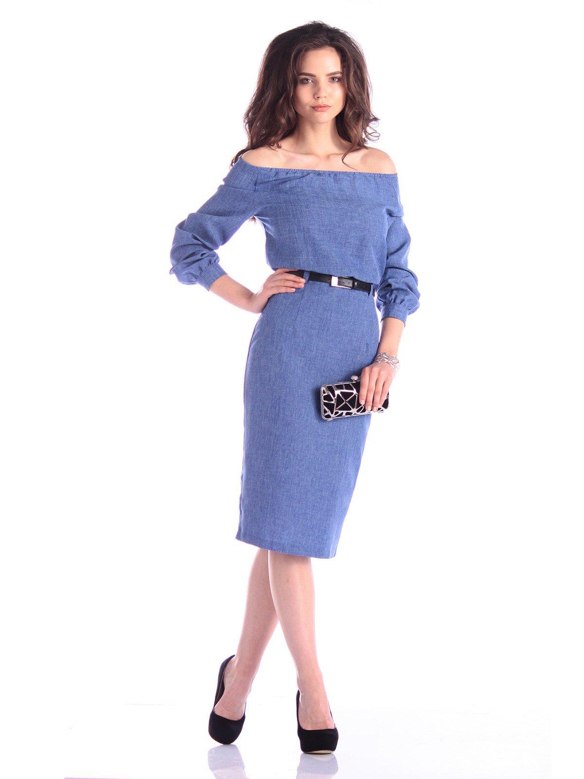 Сукня синя | 3337388