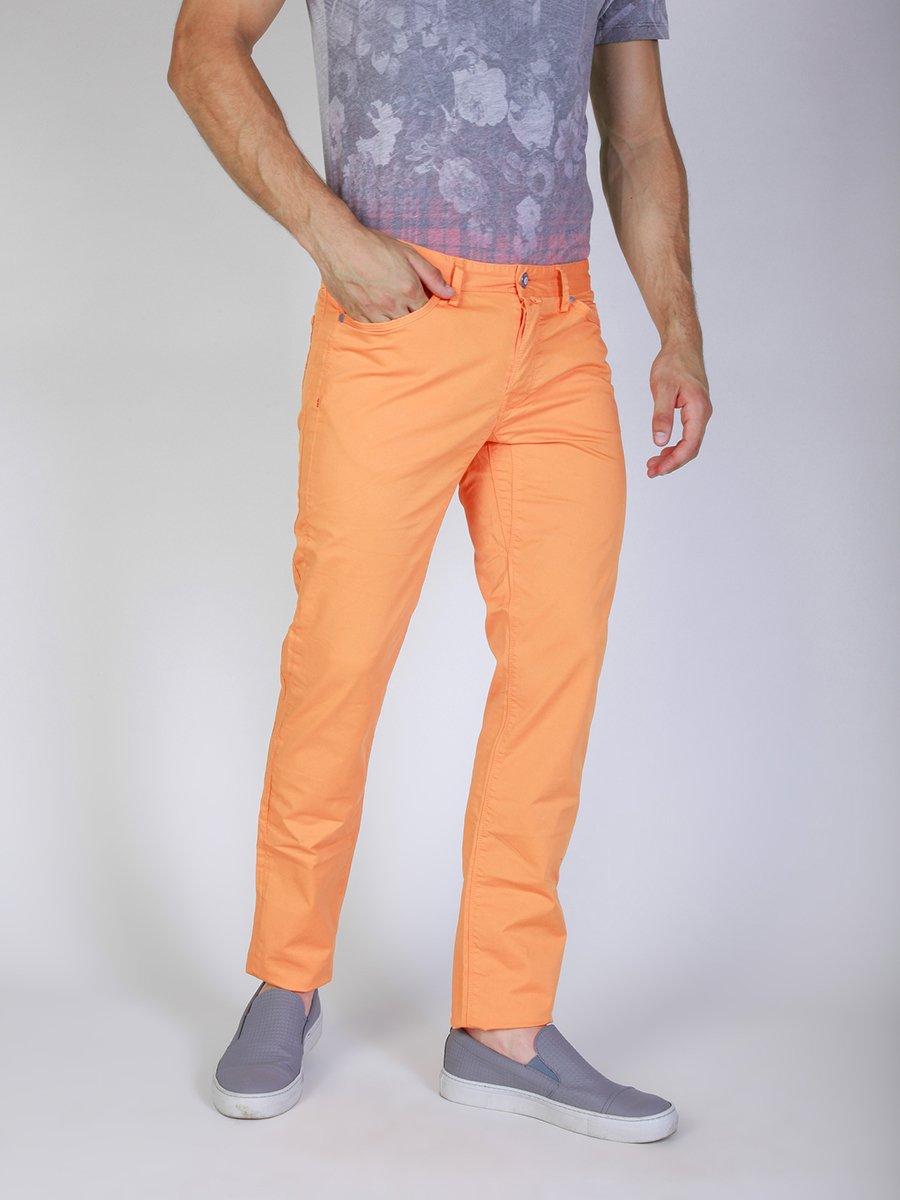 Брюки оранжевые | 3339184