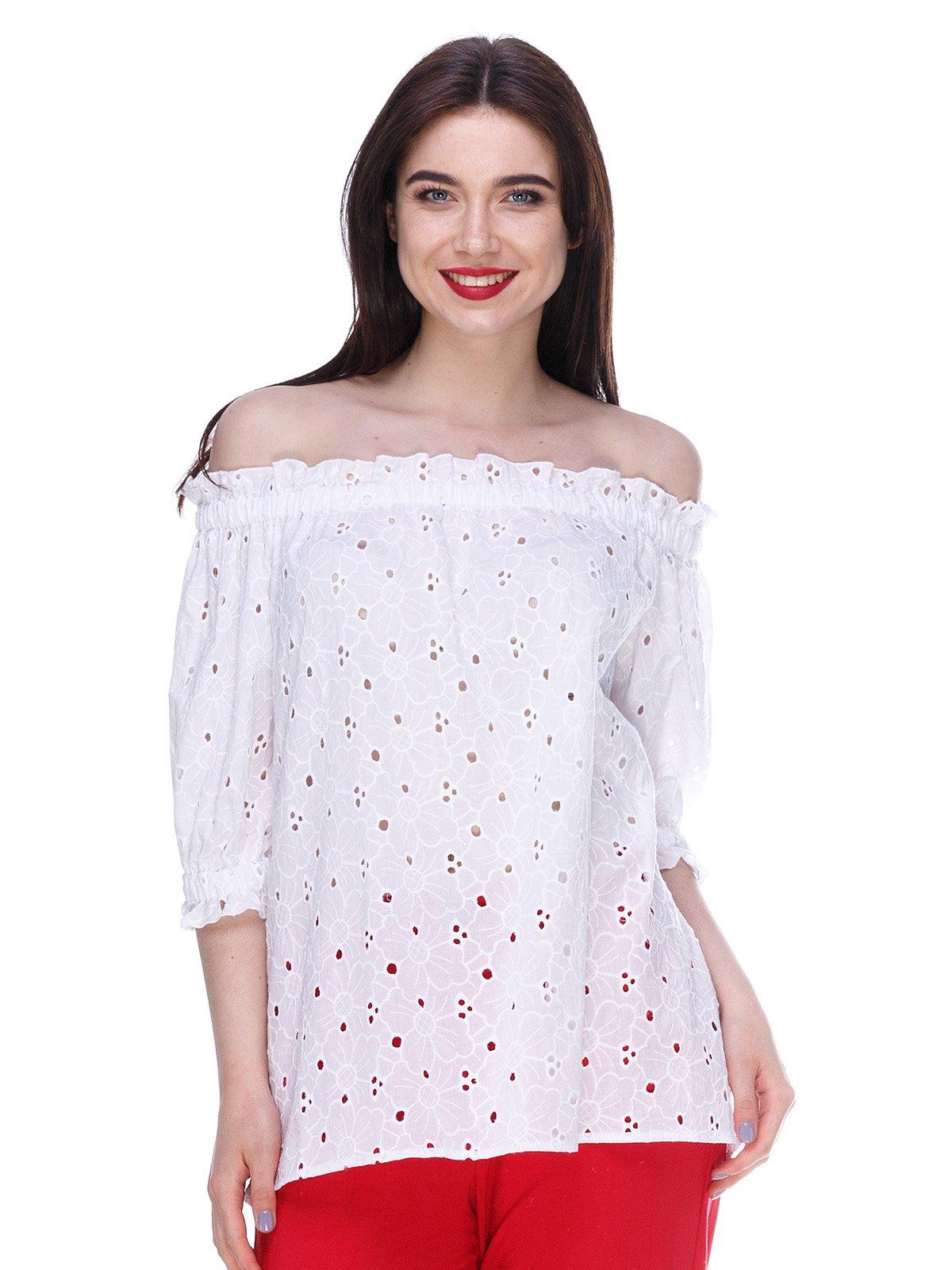 Блуза біла | 3328775