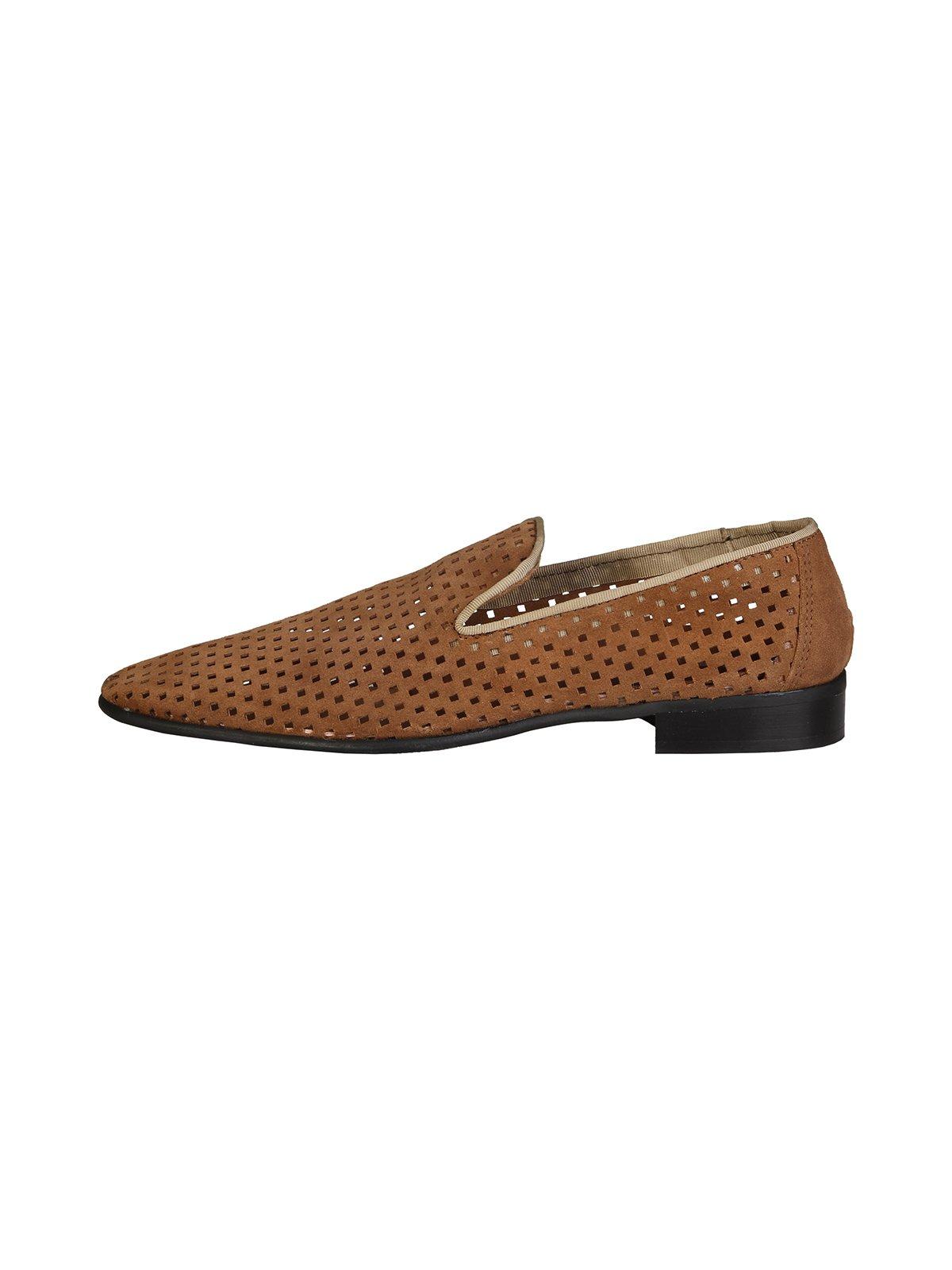 Туфлі коричневі | 3340002