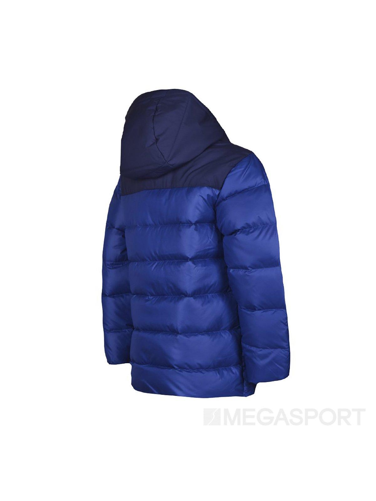 Куртка синяя   2071045   фото 4