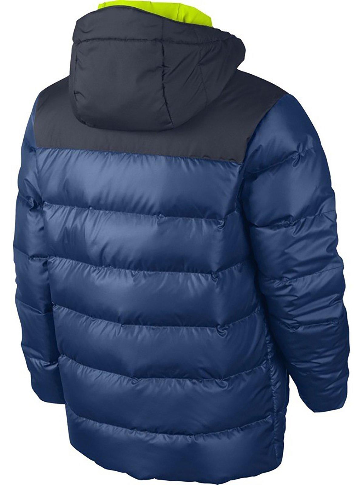 Куртка синяя   2071045   фото 2