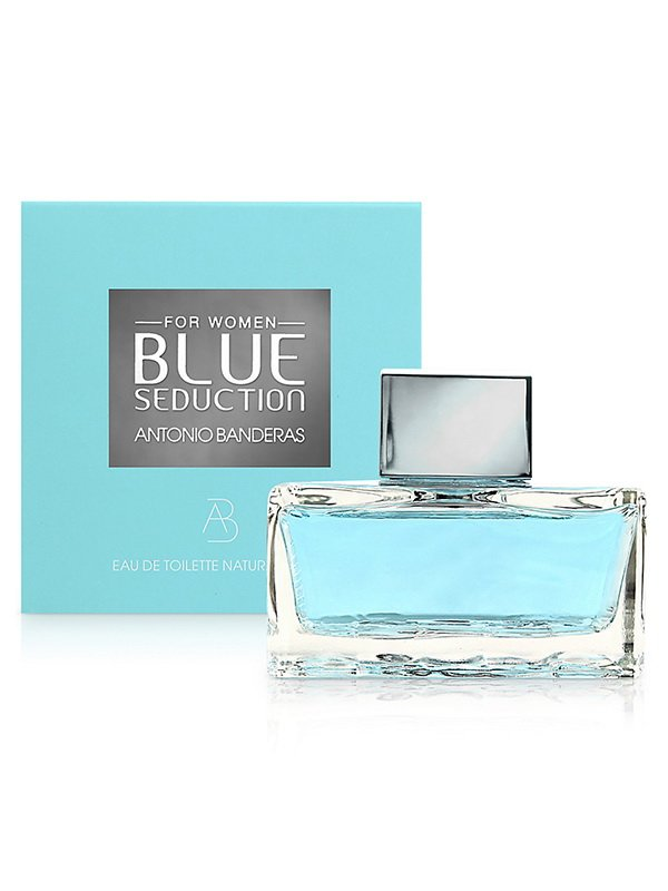 Туалетна вода Blue Seduction (80 мл) | 3354613