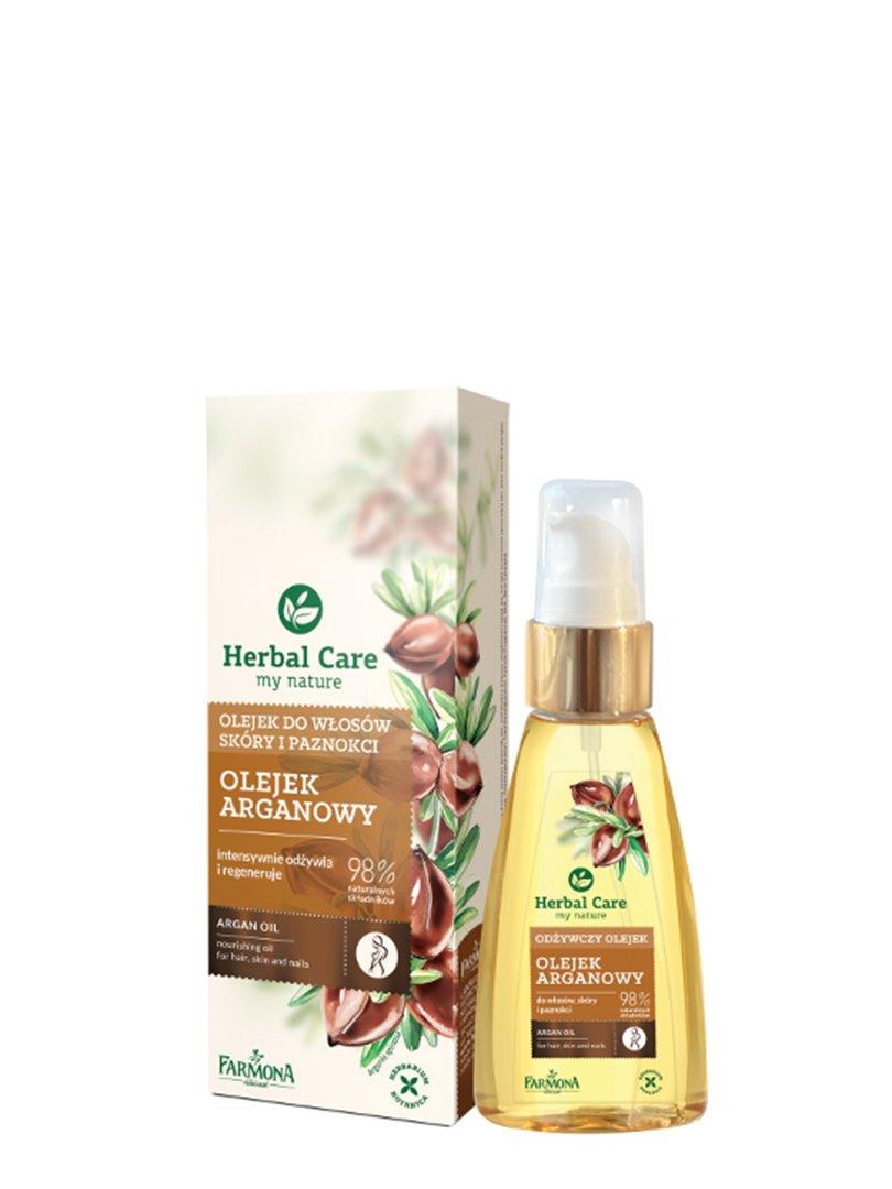 Аргановое масло для волос, кожи и ногтей (55 мл)   3357800