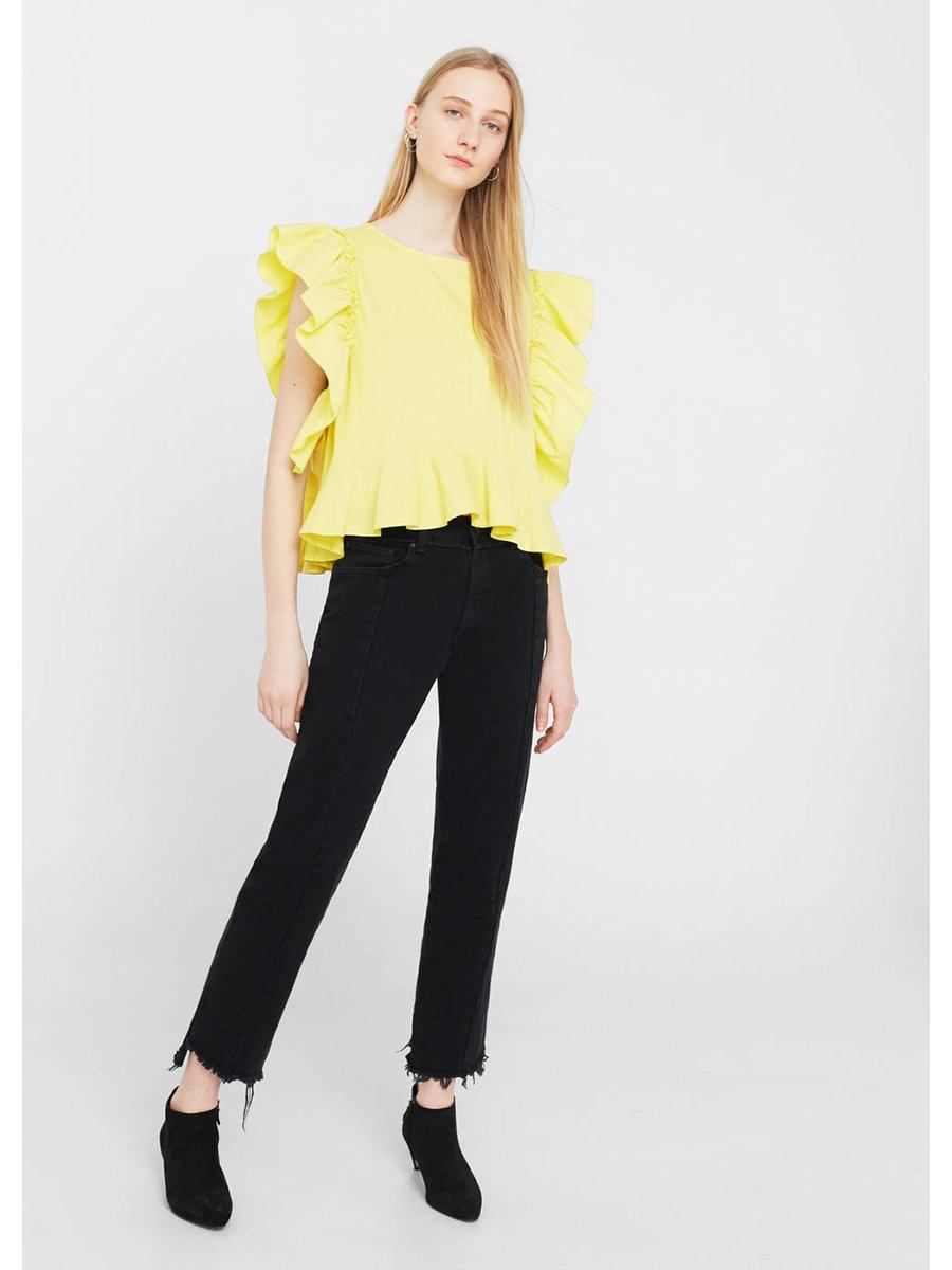 Блуза желтая | 3167612