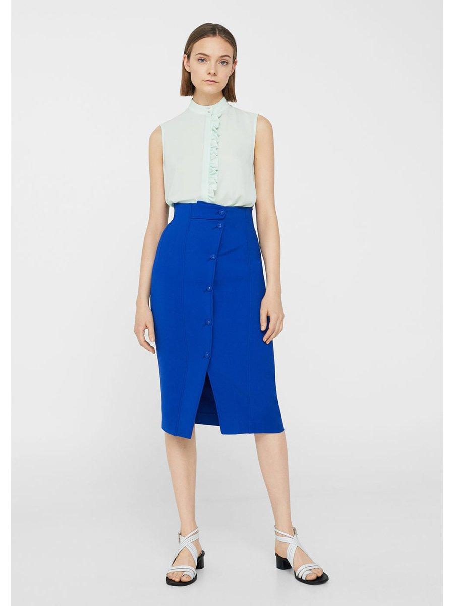 Блуза м'ятного кольору | 3313630