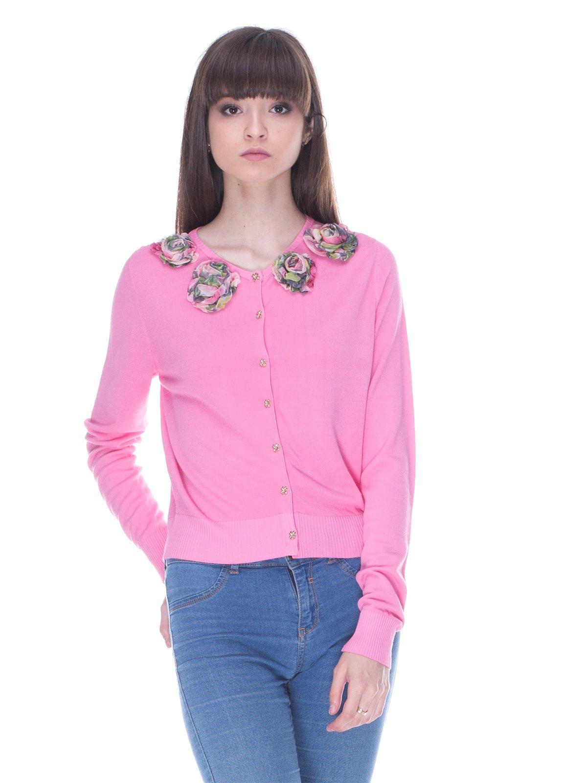 Кофта рожева | 3369301