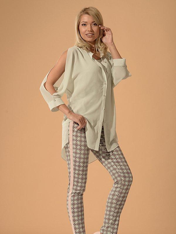 Блуза серая | 3379701