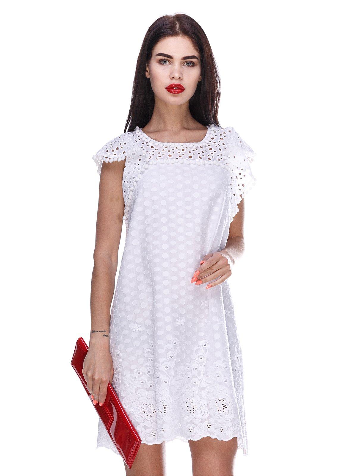 Сукня білого кольору | 3366139