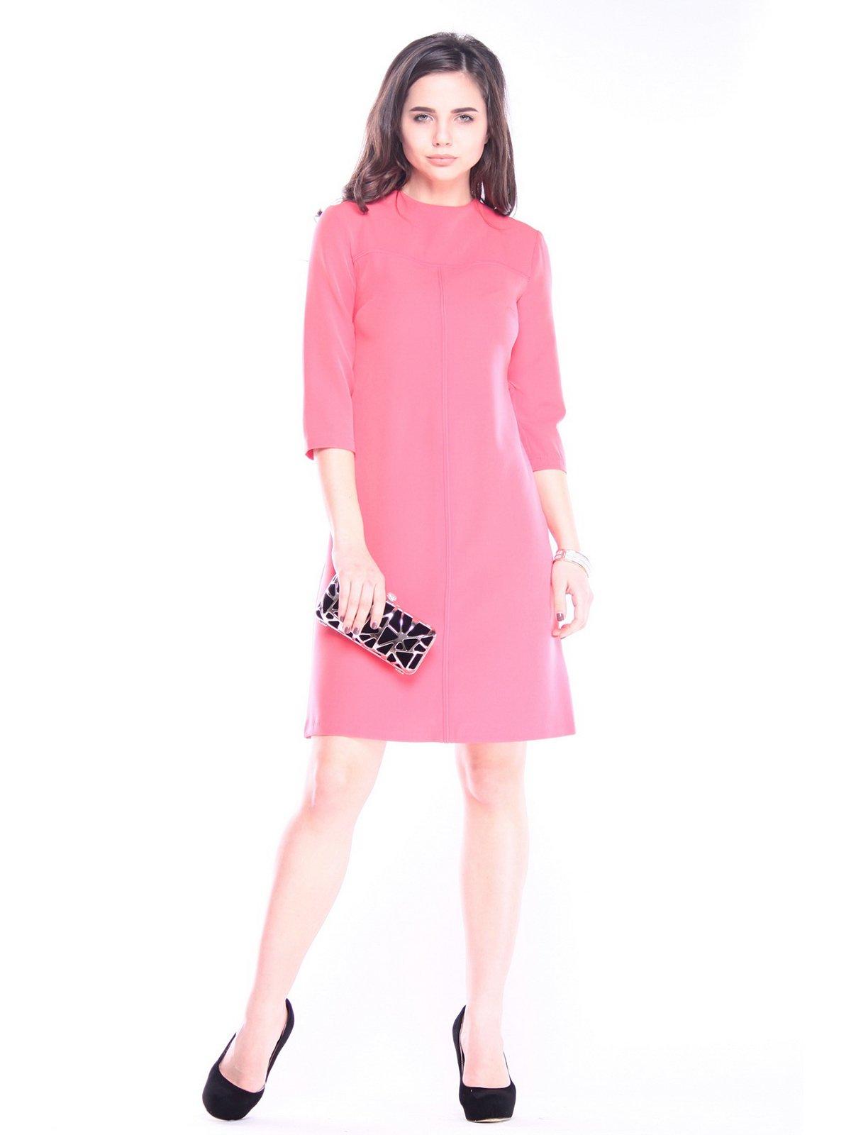 Платье кораллового цвета | 3064026