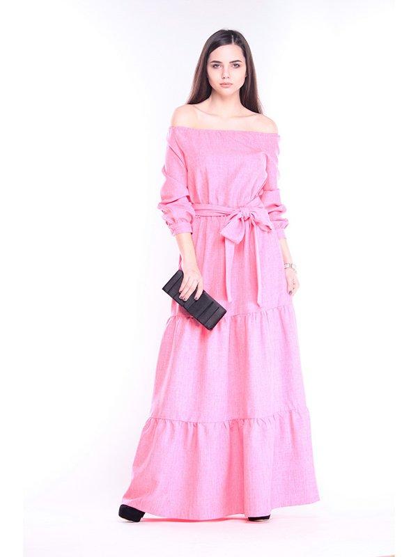 Сукня коралова | 3086093
