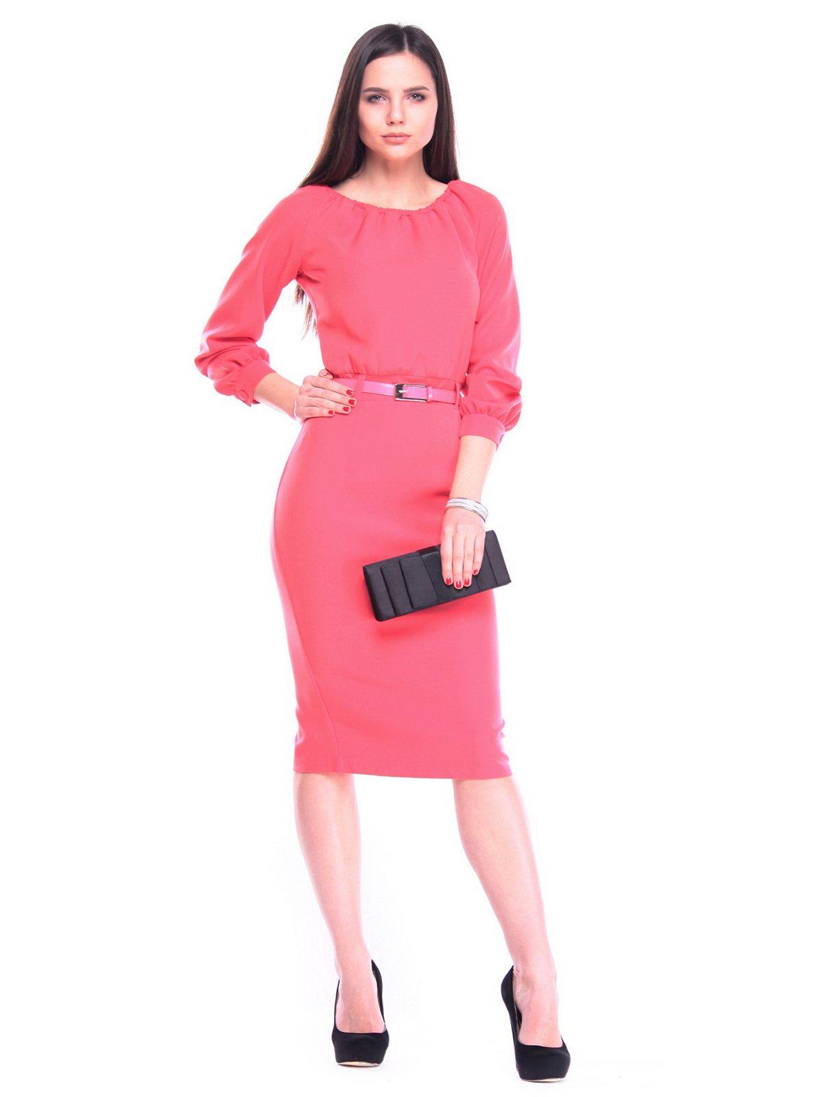 Сукня коралова | 3265458