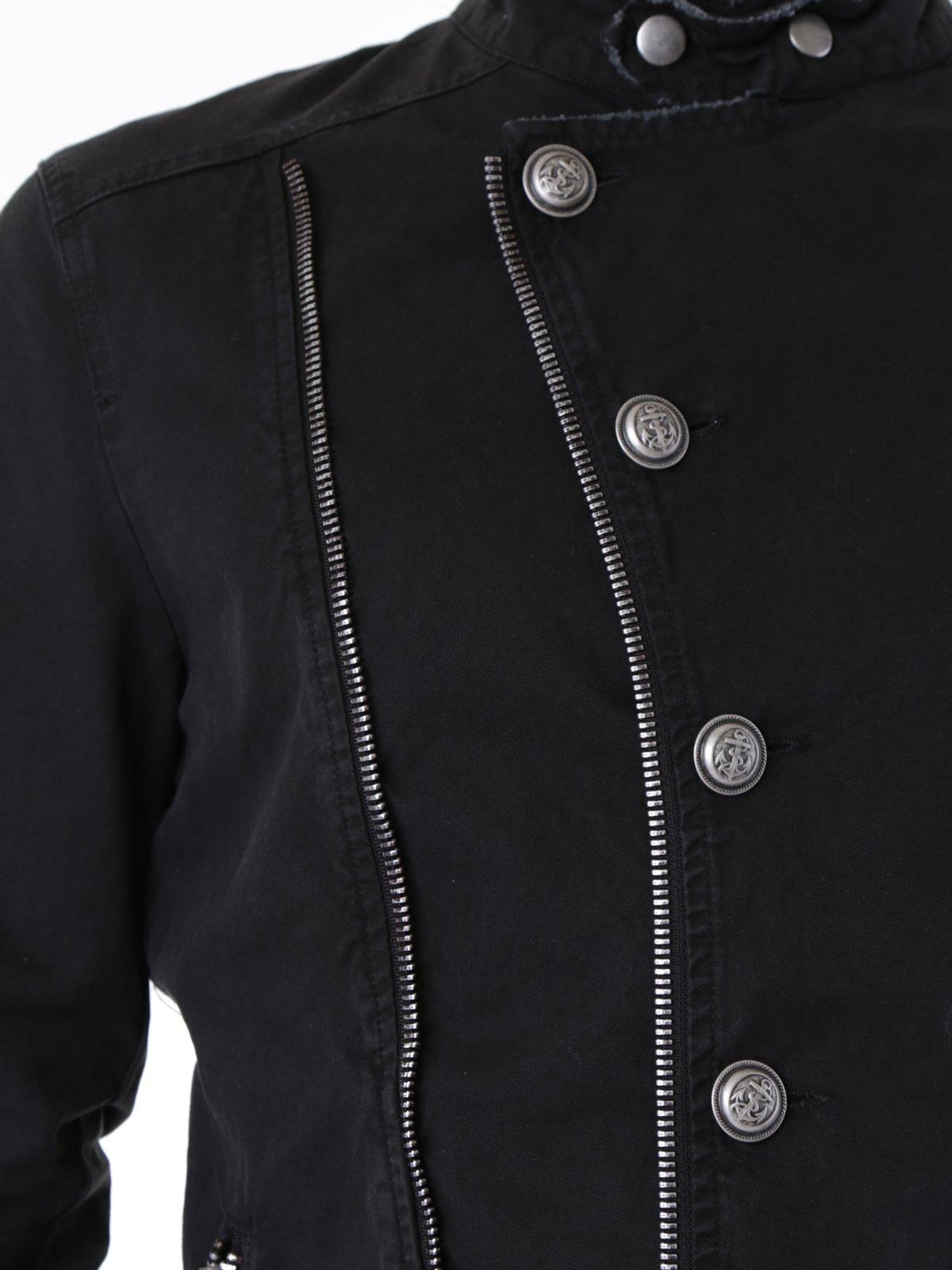 Куртка черная   3353454   фото 3