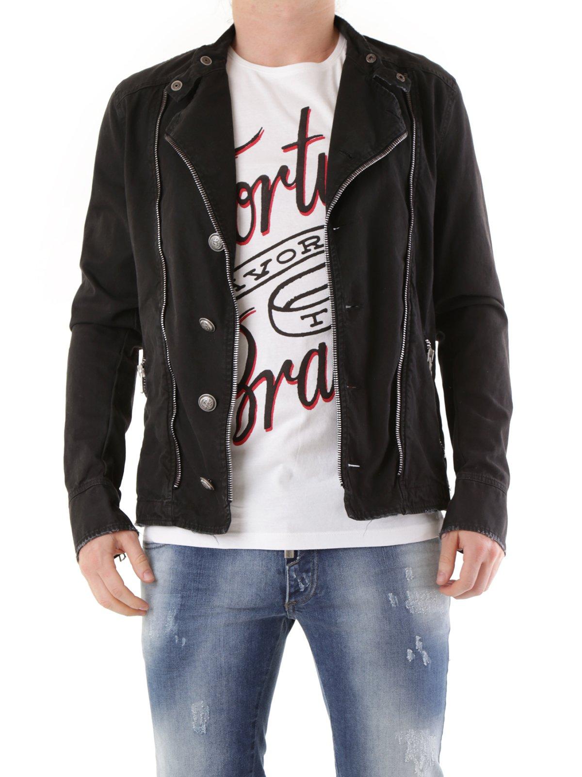 Куртка черная   3353454   фото 4
