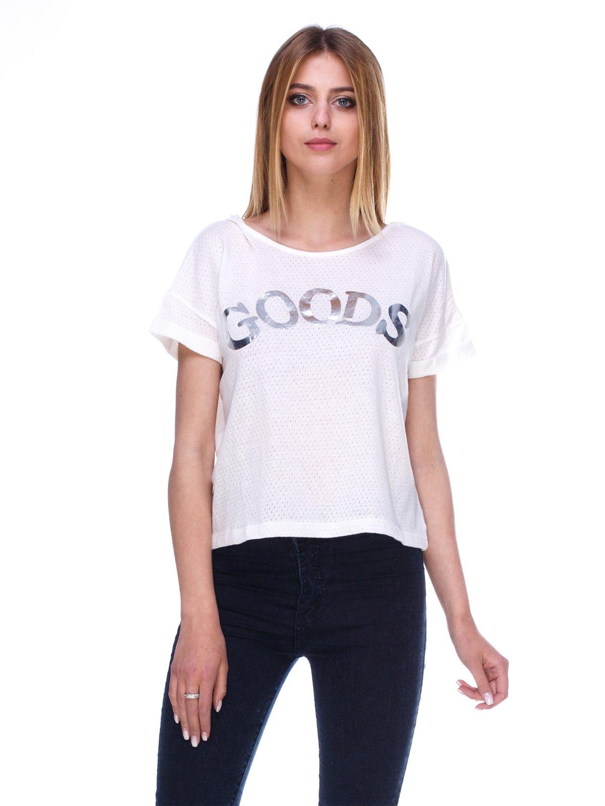 Блуза біла | 3308979