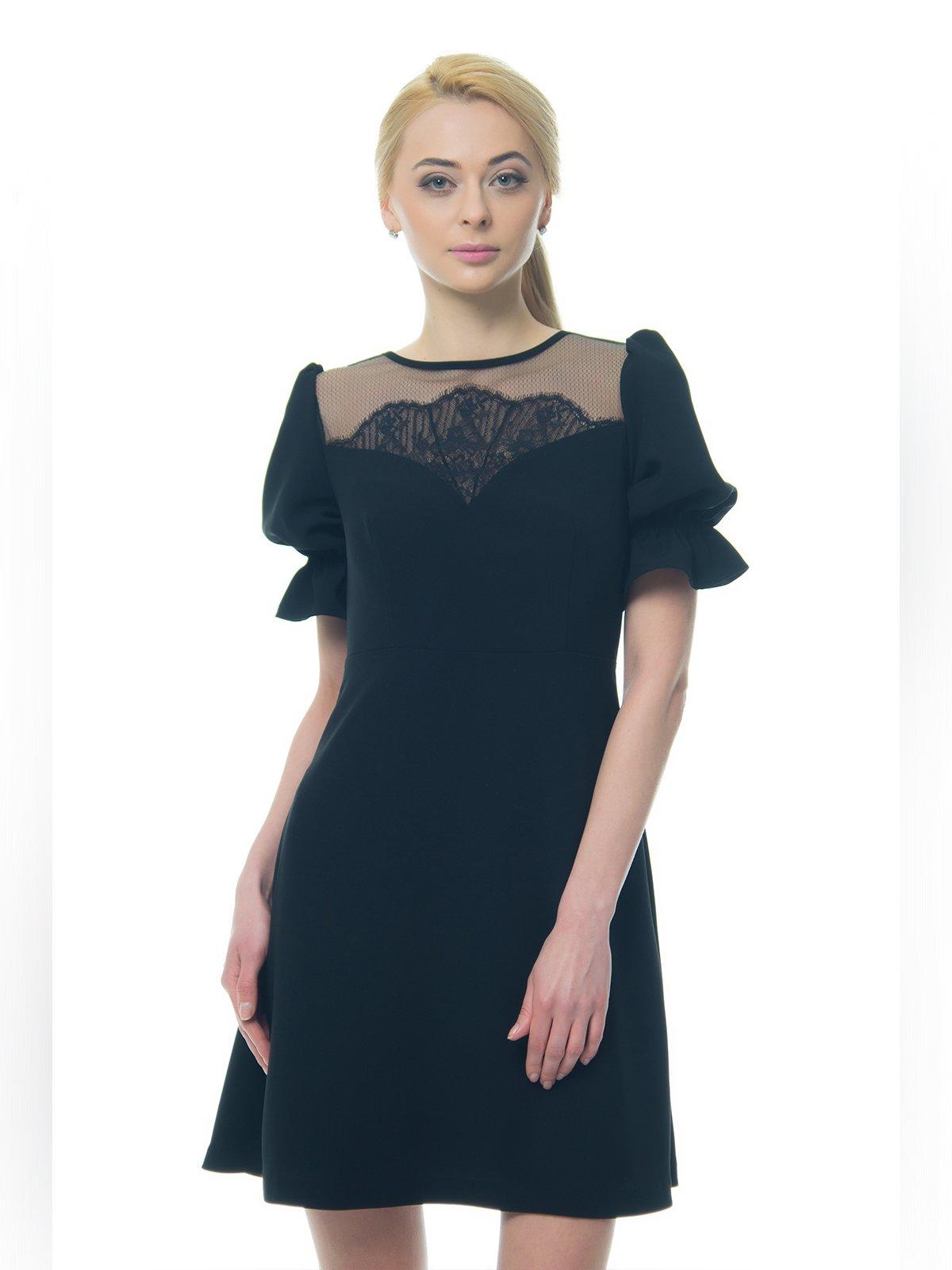 Платье черное | 3386738
