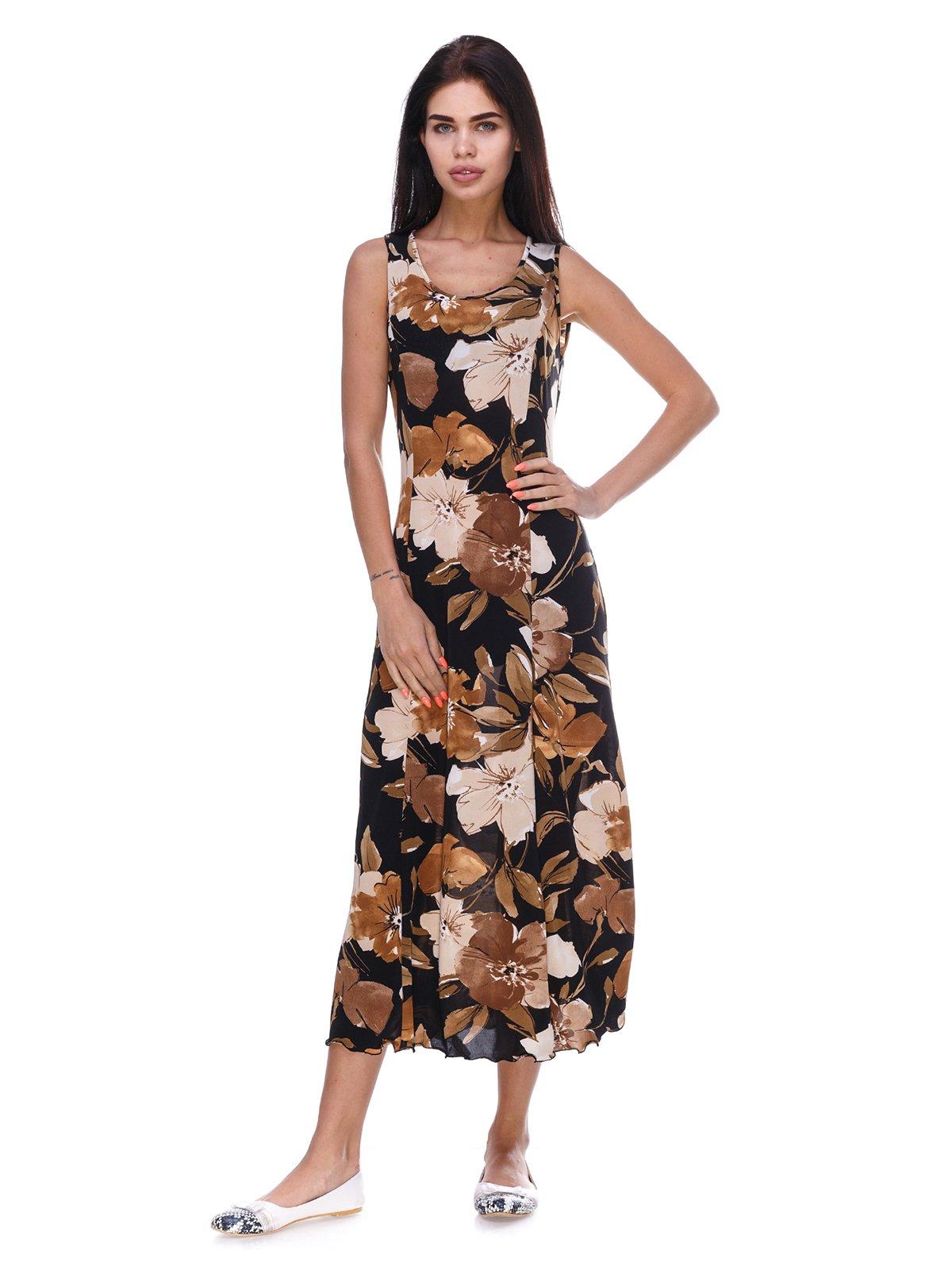 Сукня в квітковий принт | 3387735