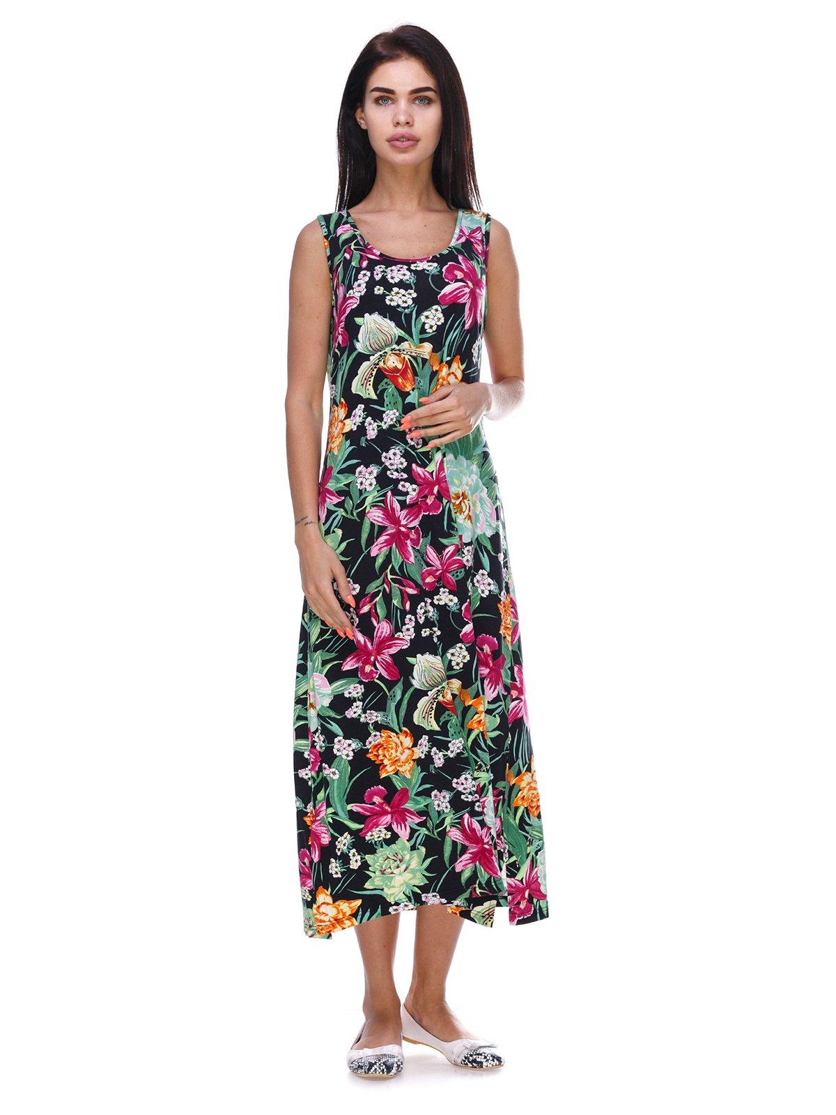 Платье в цветочный принт   3387713