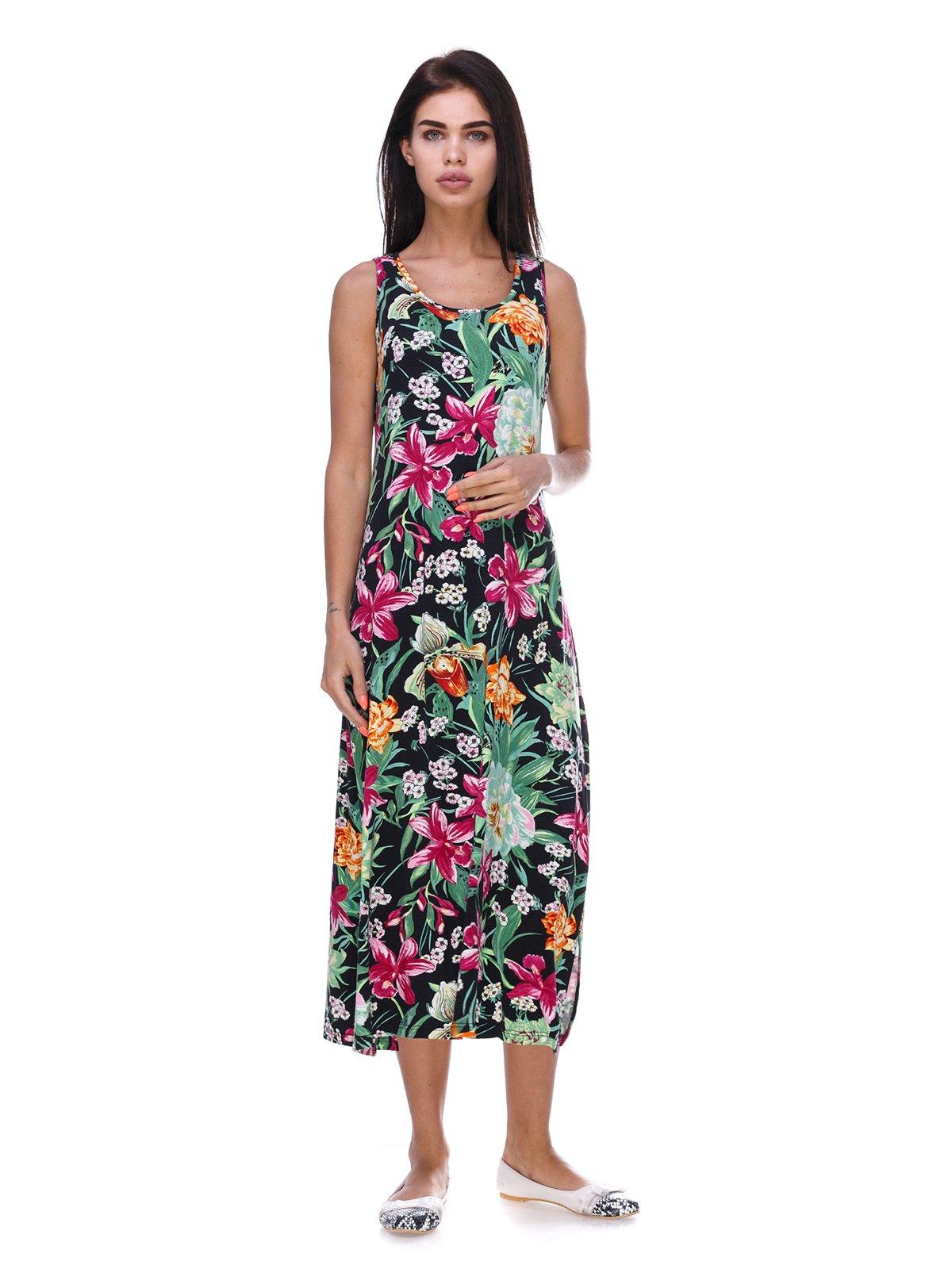 Платье в принт | 3387701