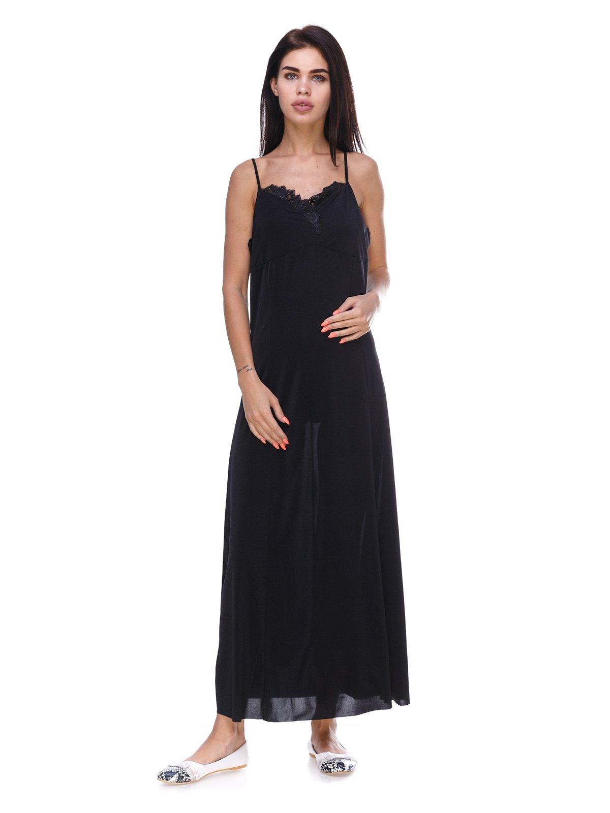 Платье черное | 3387721