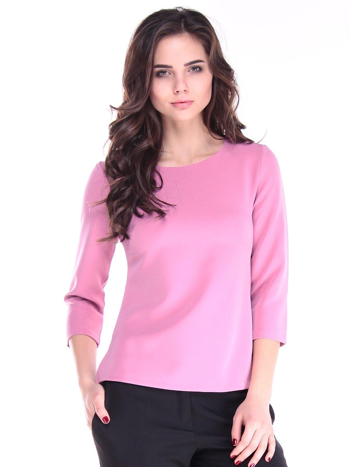 Блуза розовая   2872798