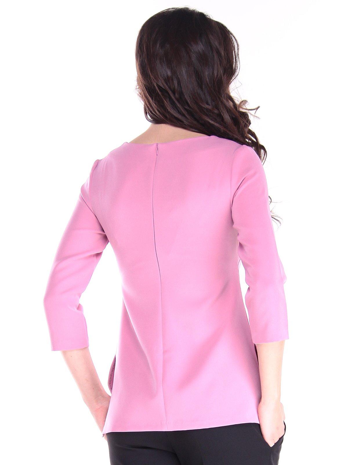 Блуза розовая   2872798   фото 2