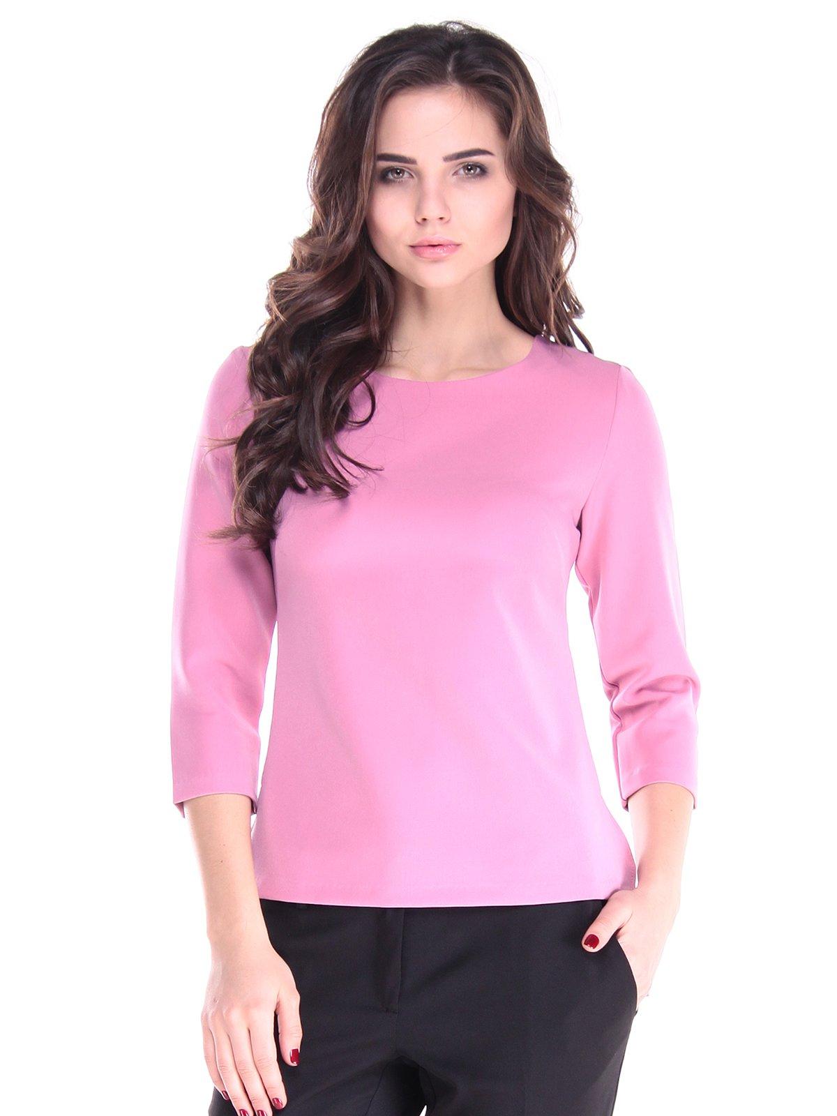 Блуза розовая   2872798   фото 4