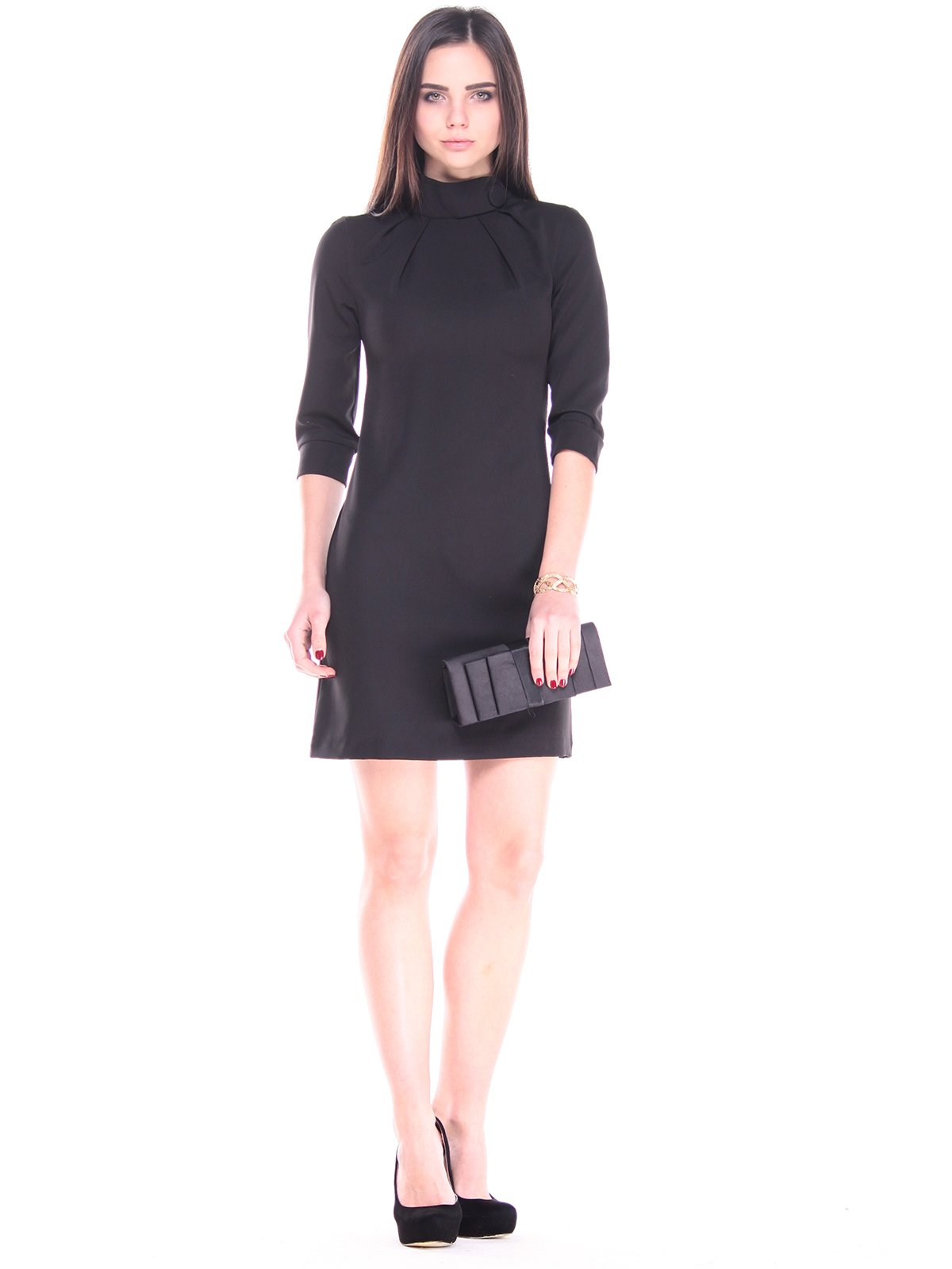 Платье черное | 2900700
