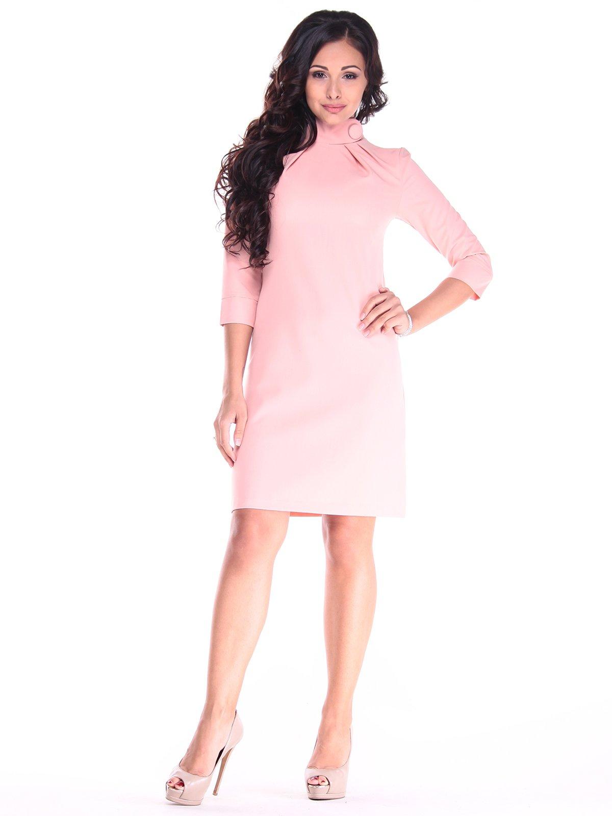 Платье персиковое   2900702