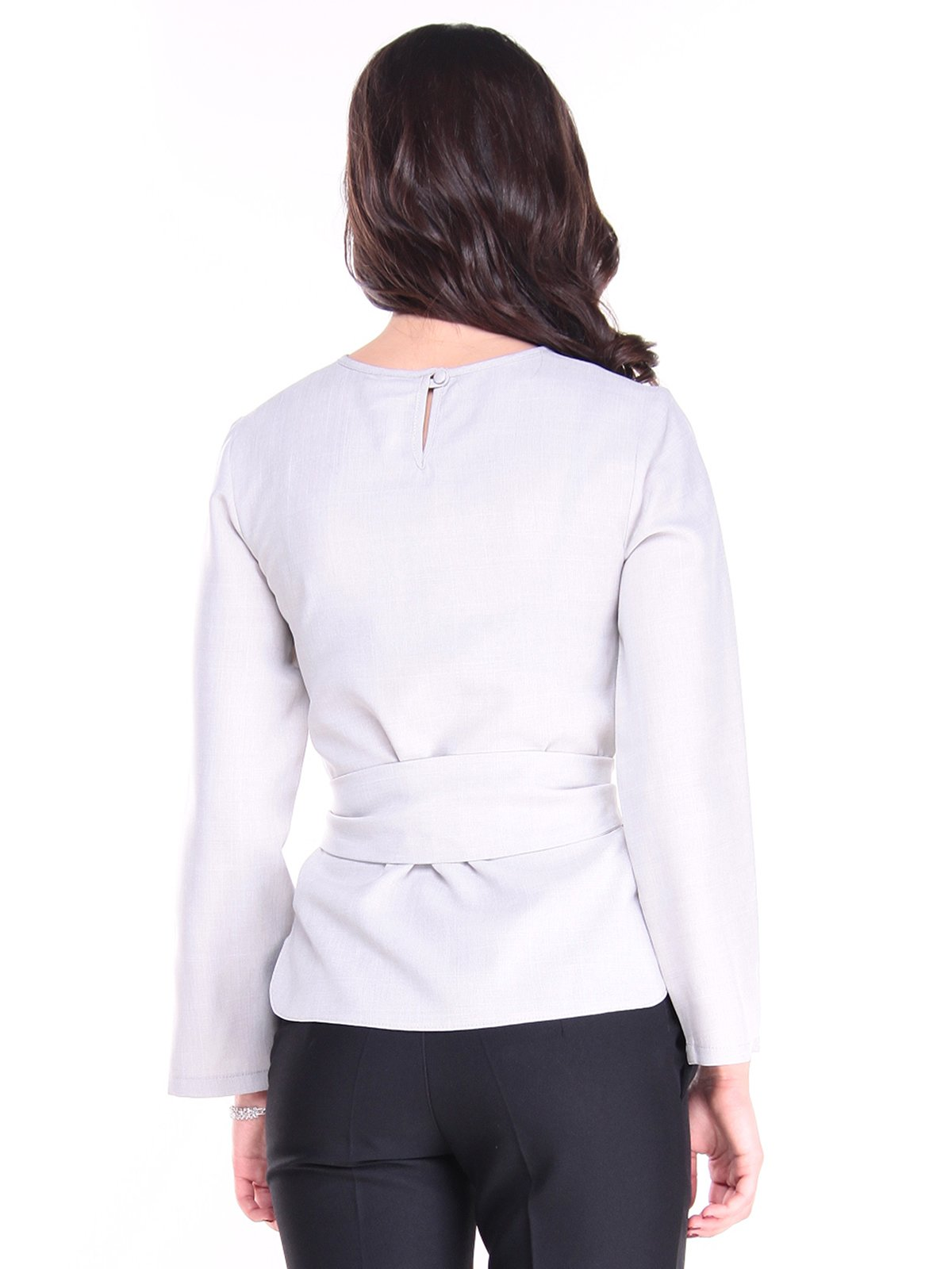 Блуза белая | 2917824 | фото 2