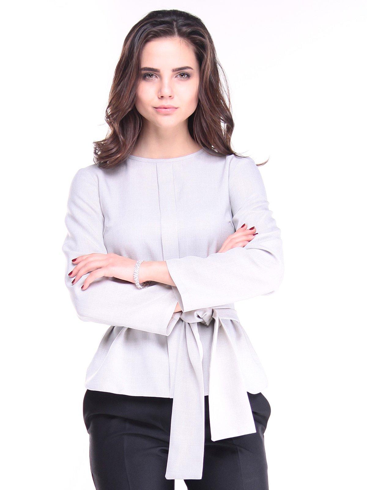 Блуза белая | 2917824 | фото 4