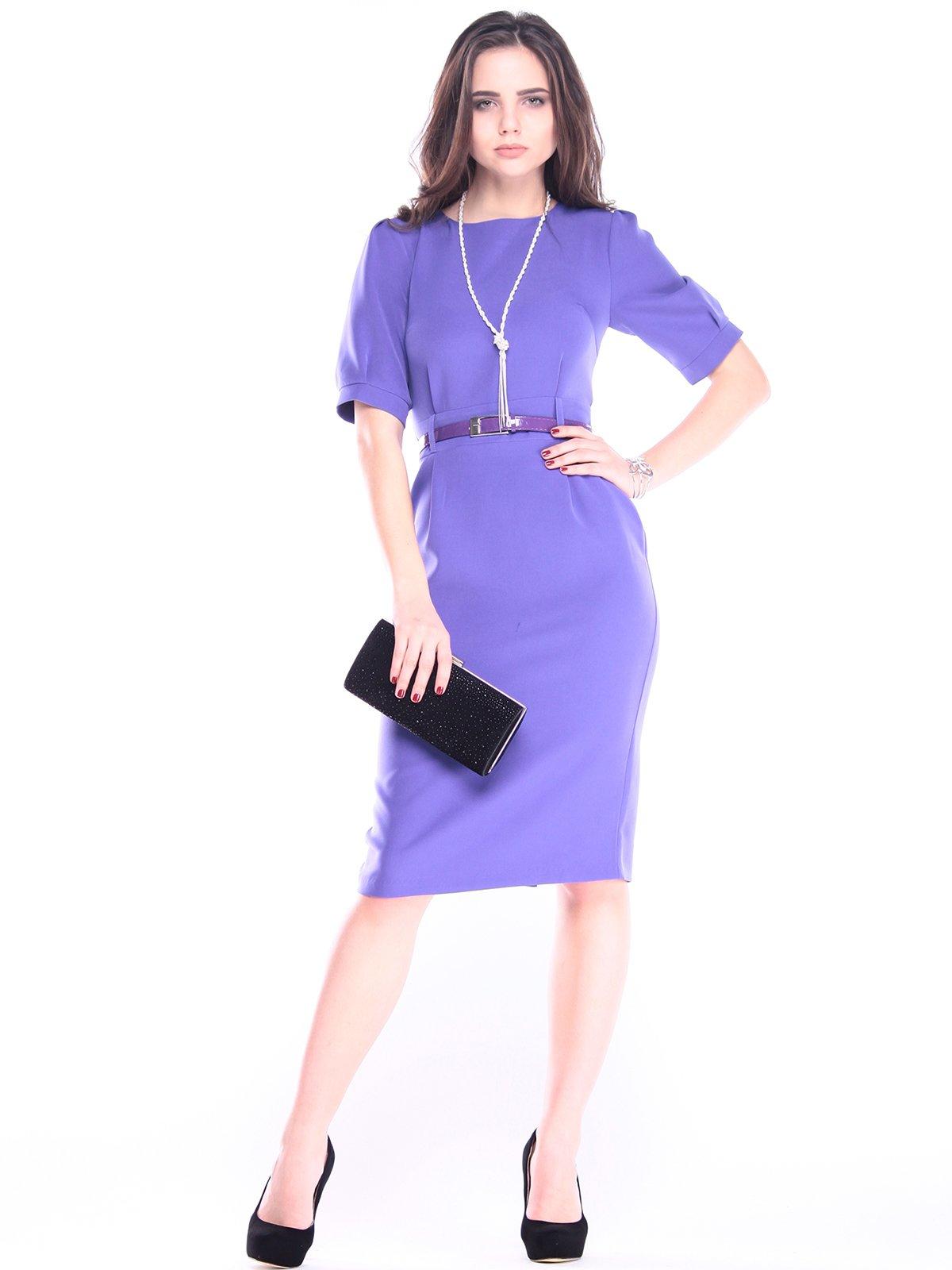 Платье сиреневое | 2962230