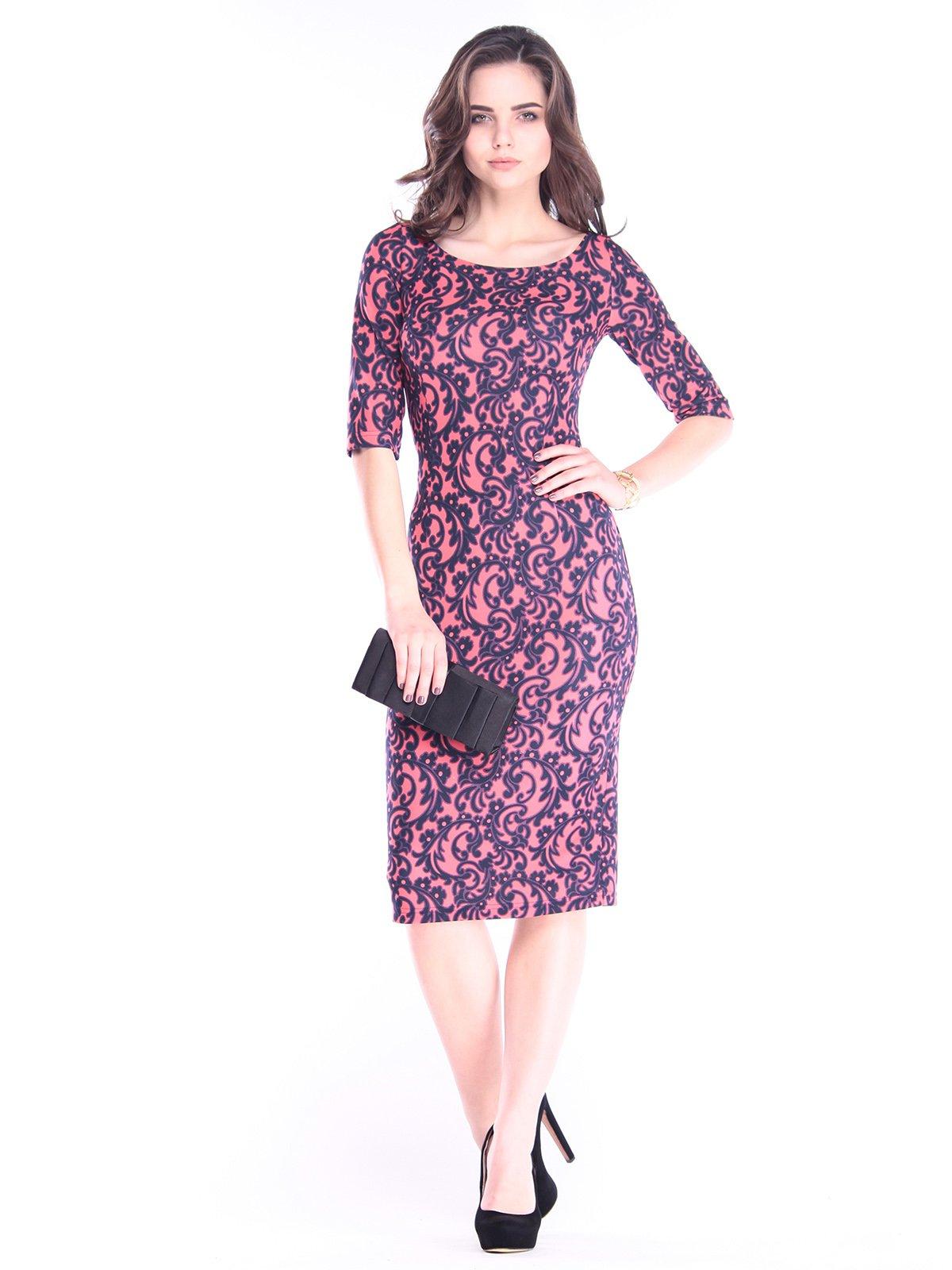 Платье в принт | 2995908