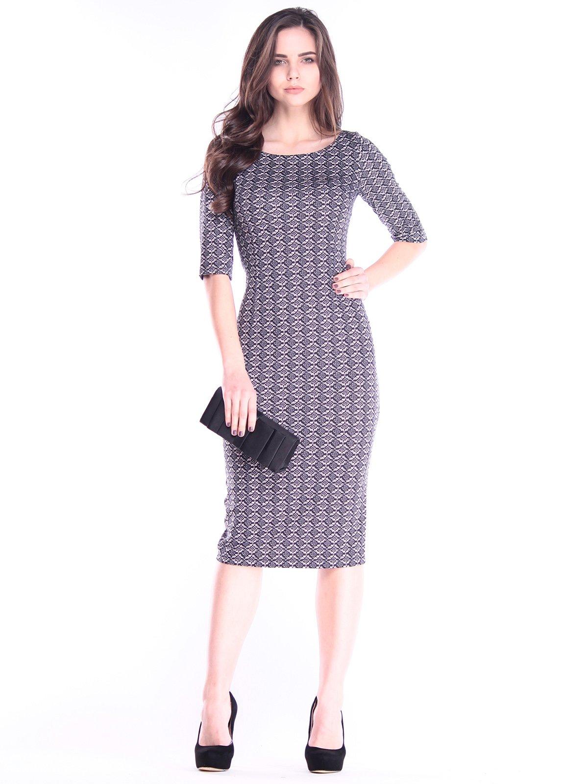 Сукня в принт | 2995921