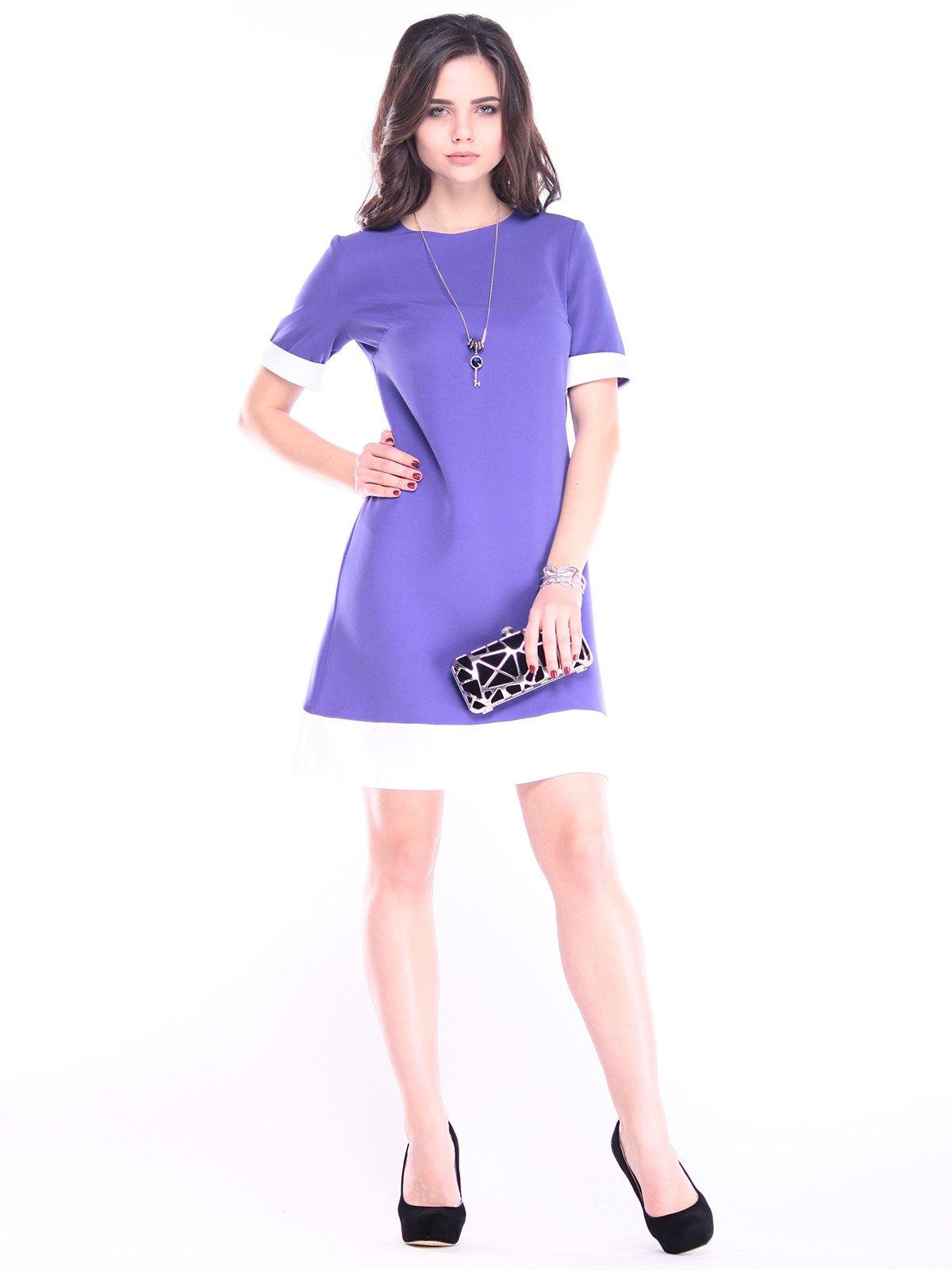 Сукня фіолетова | 2996606