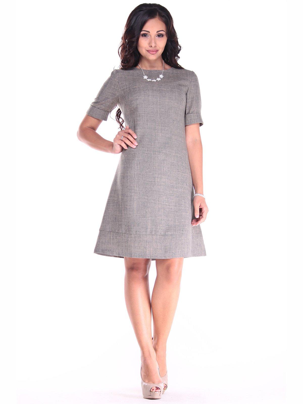 Сукня кольору бежевий хакі   2900715
