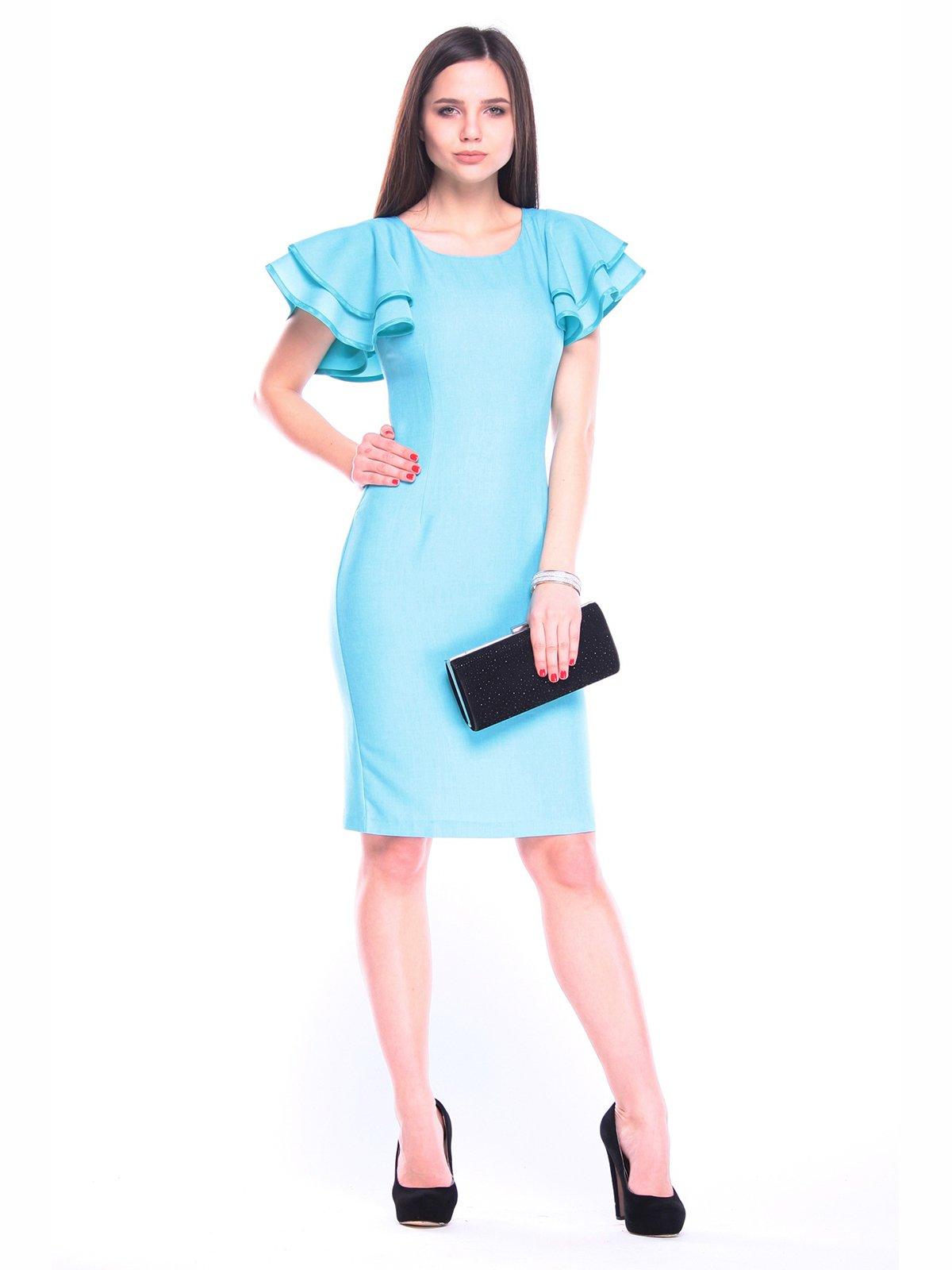 Сукня блакитна | 3091040