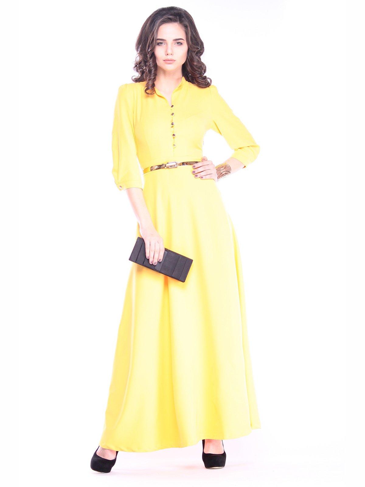 Сукня жовта   3091290