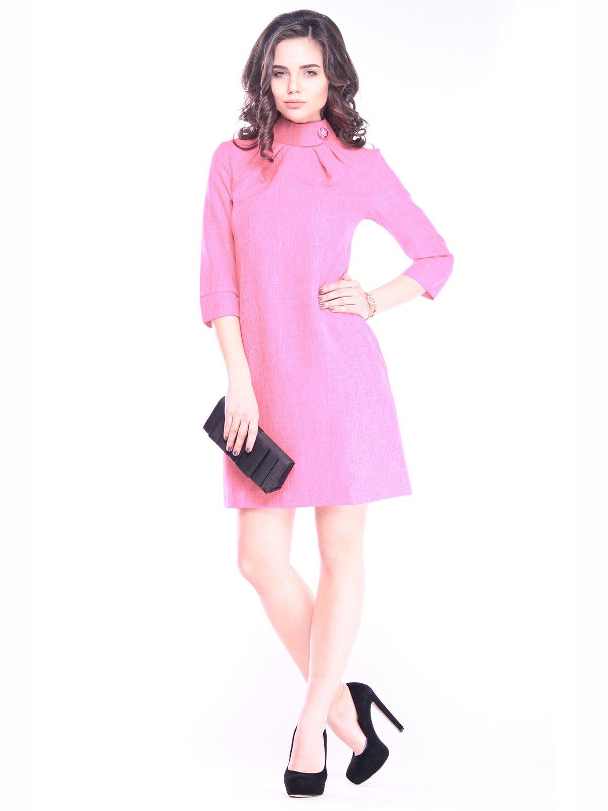 Платье розовое | 3398198