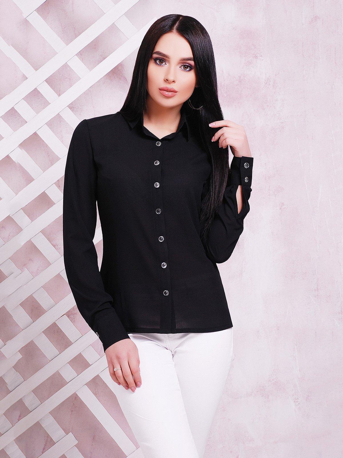 Сорочка чорна | 3405557