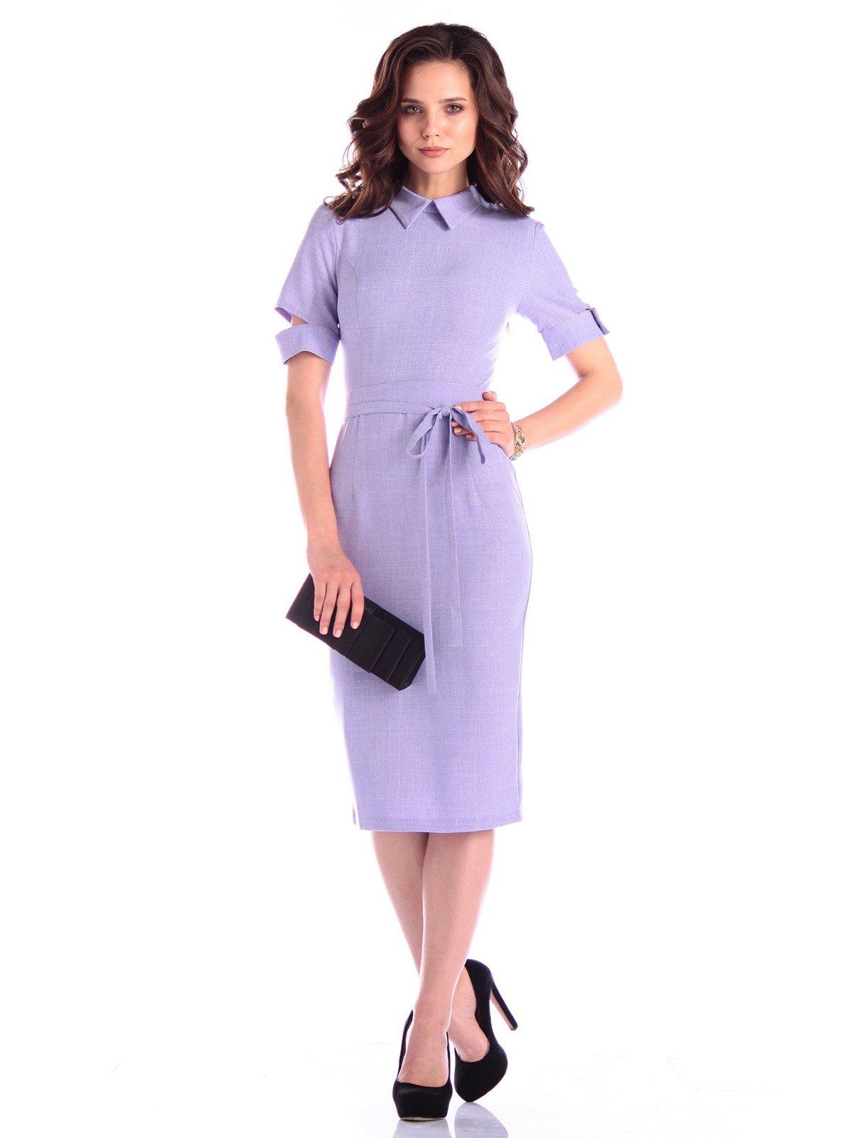 Сукня світло-фіолетова | 3400753