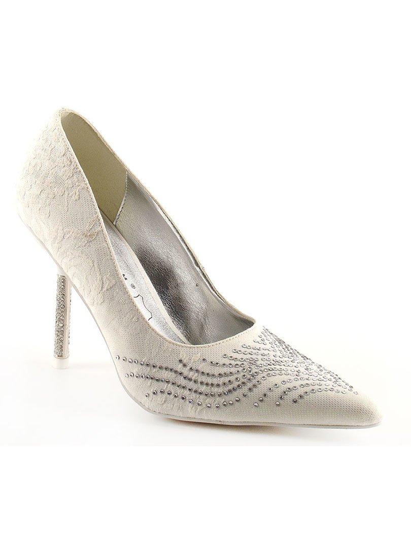 Туфлі білі — Blossem 06cea0788d0fd