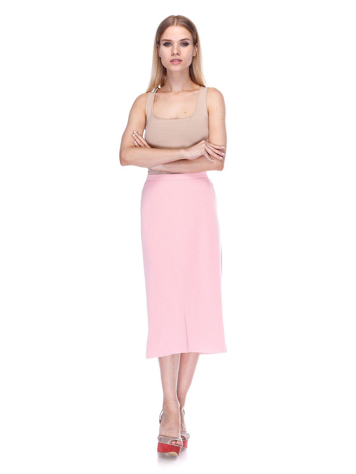 Юбка розовая | 3400188