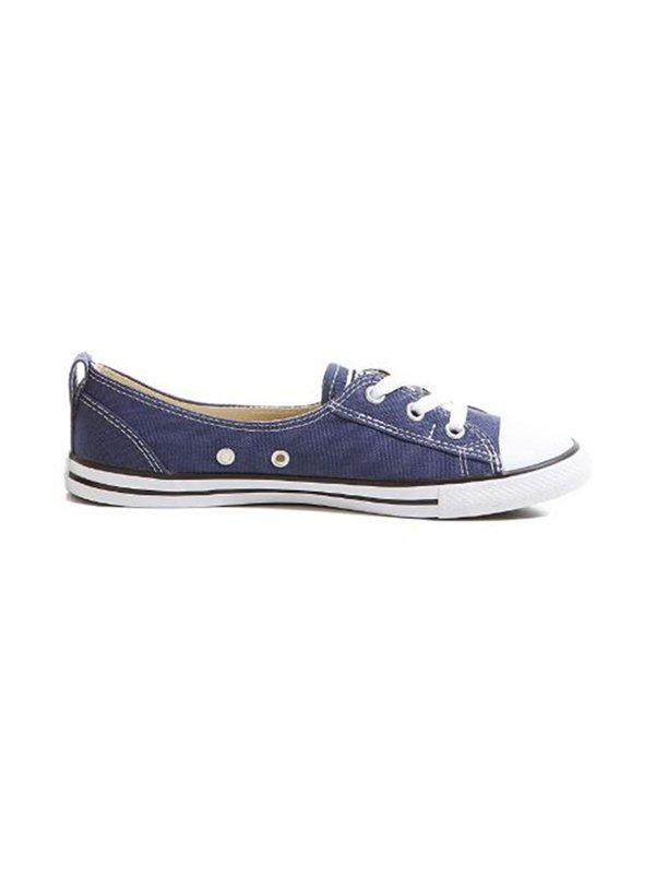 Кеды синие с фирменным логотипом | 3400891