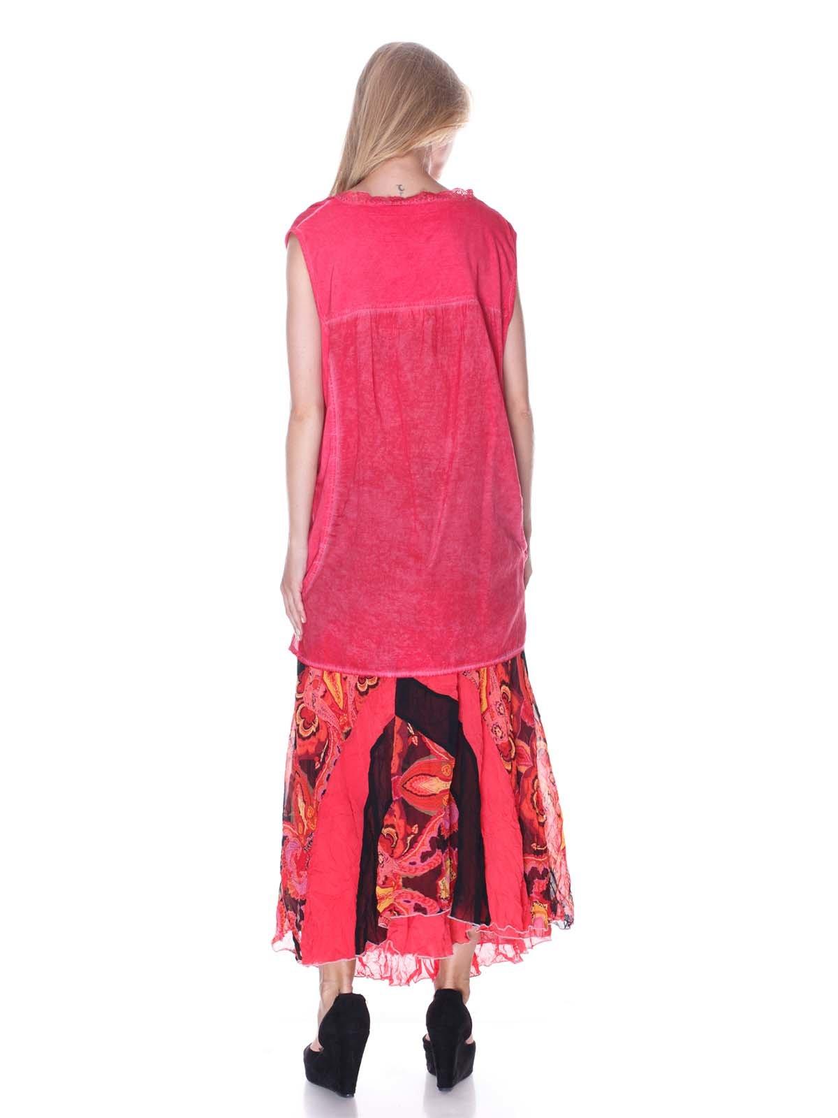 Блуза розовая | 3400025 | фото 2