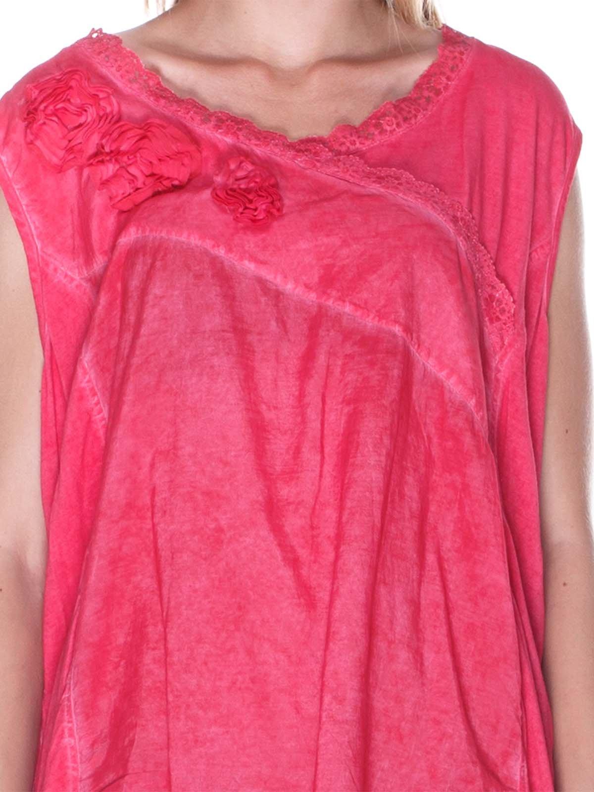 Блуза розовая | 3400025 | фото 3