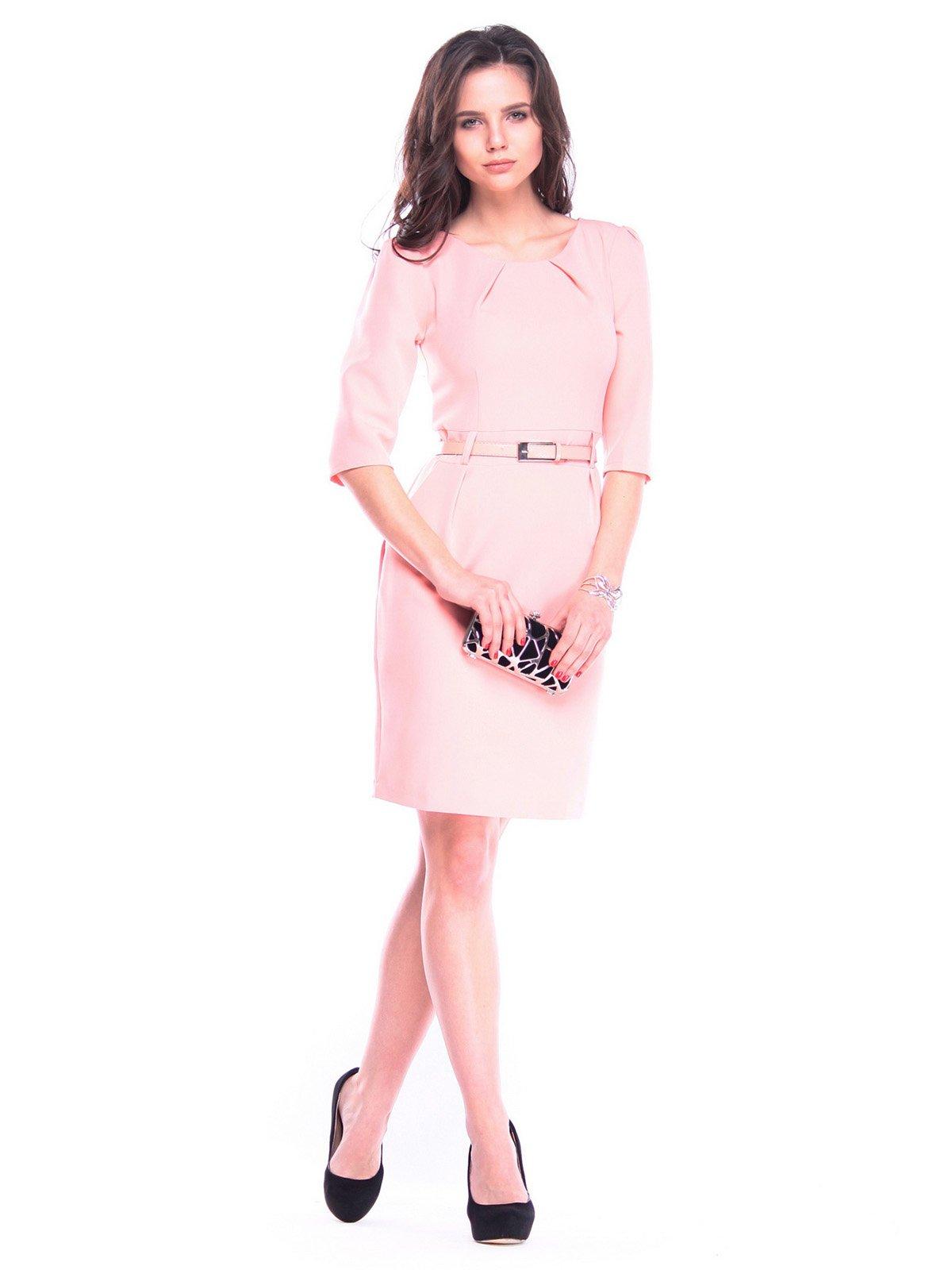 Сукня персикового кольору   3323485