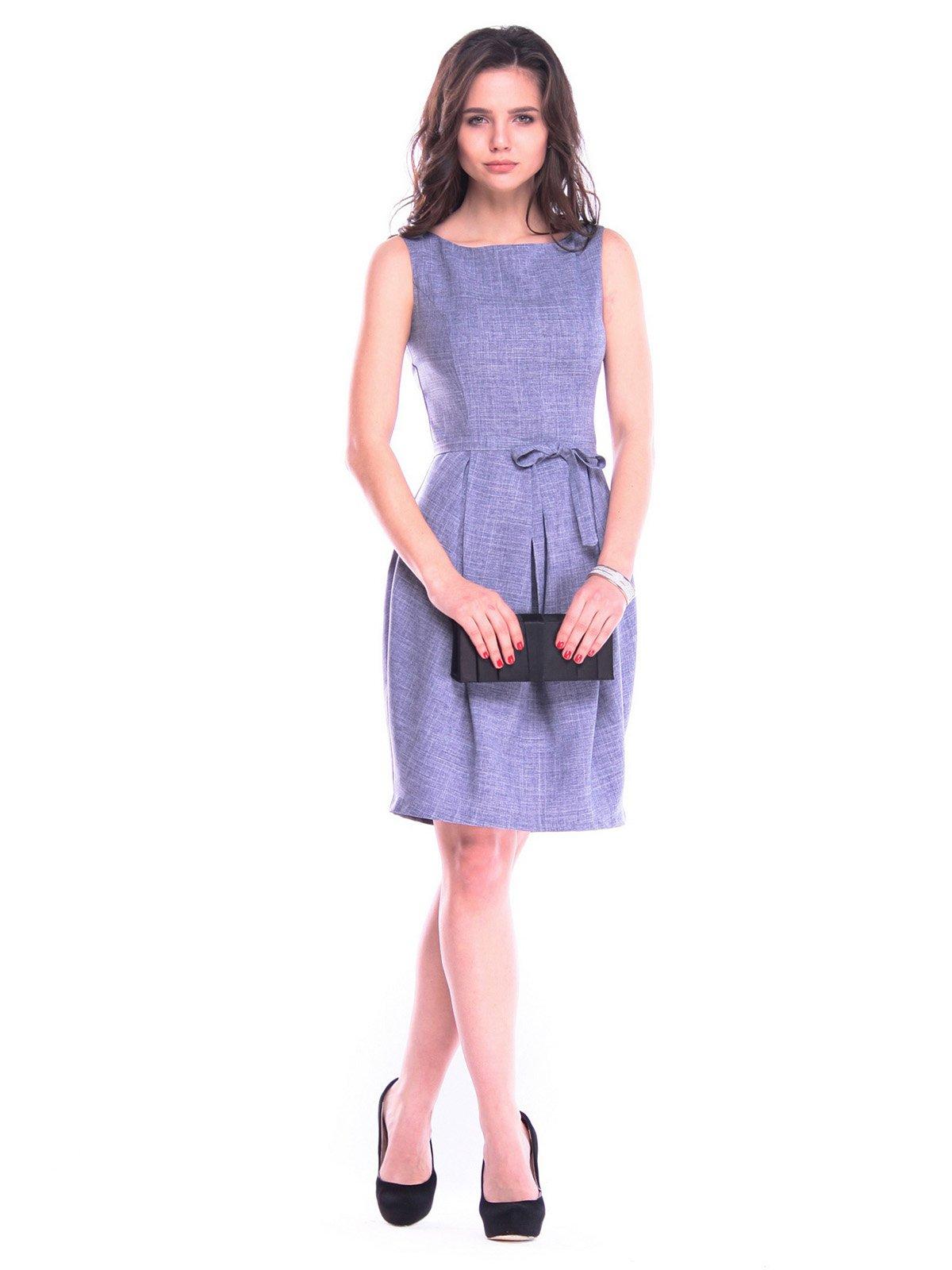 Платье цвета фиолетовой дымки | 3323495