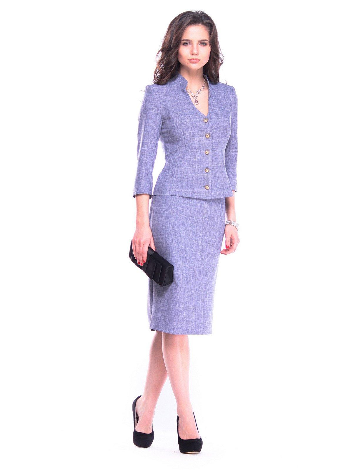 Комплект: жакет и юбка   3323516