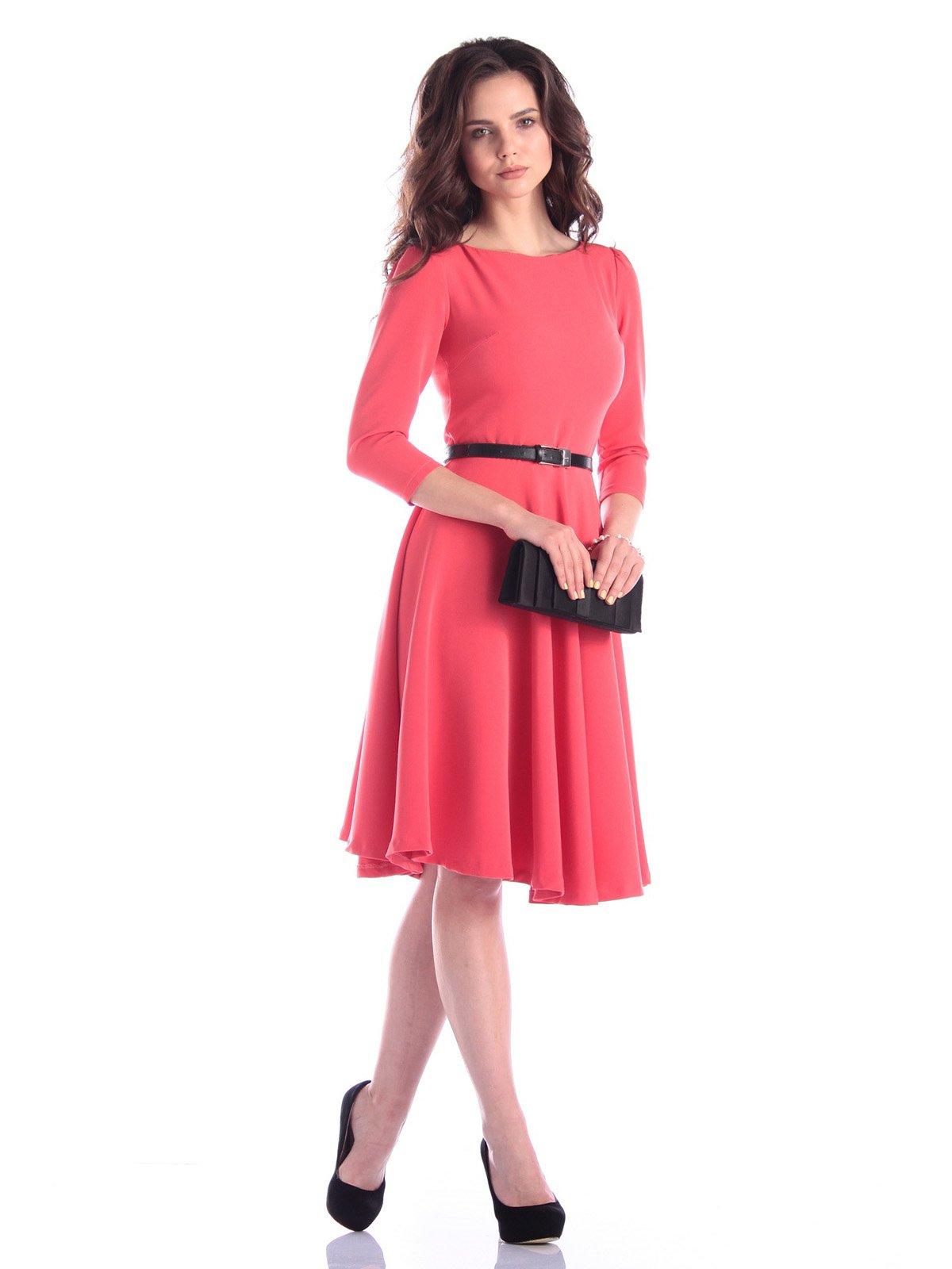 Сукня коралова | 3409559